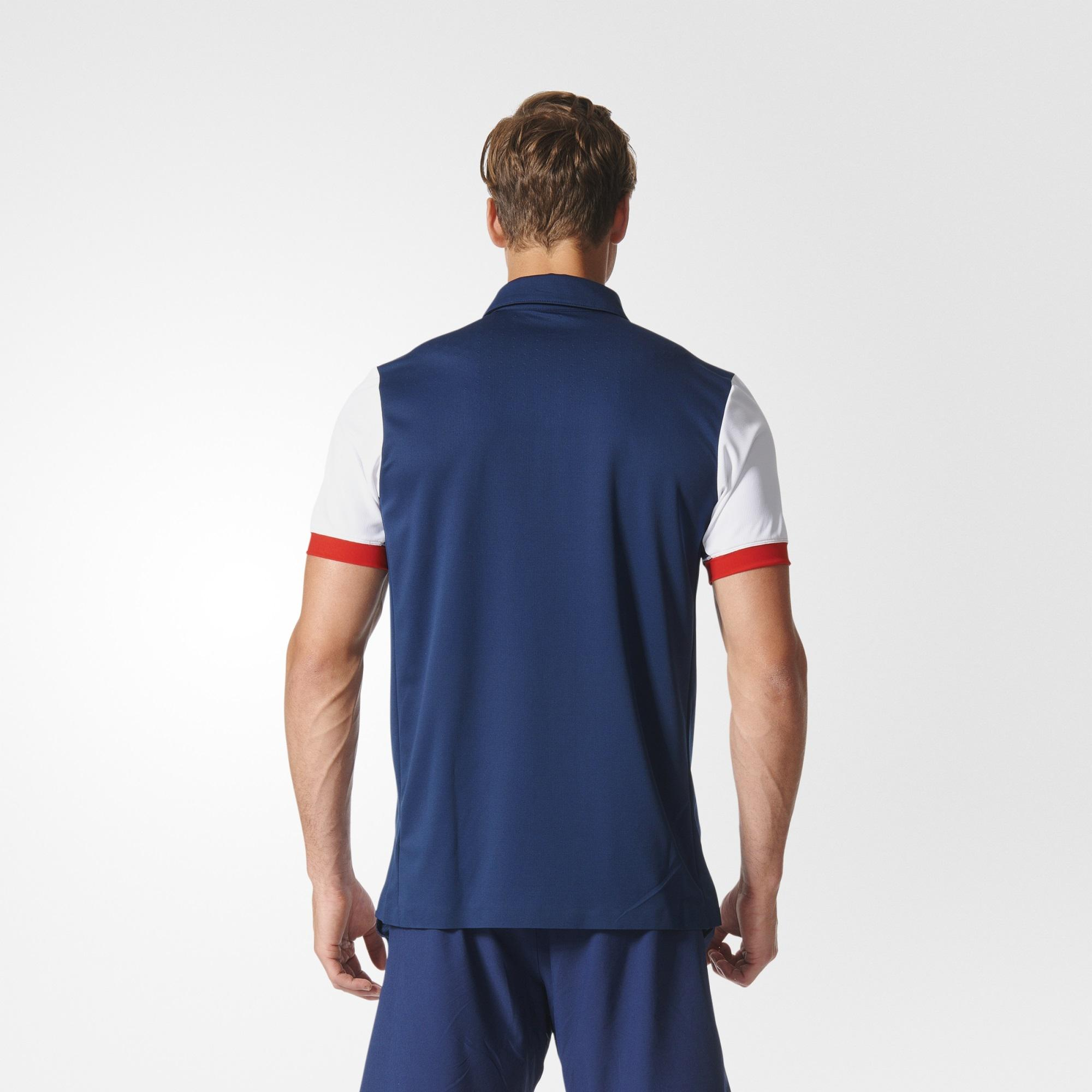 20%. Adidas Mens Rio 2016 Team GB Olympic Climachill Polo