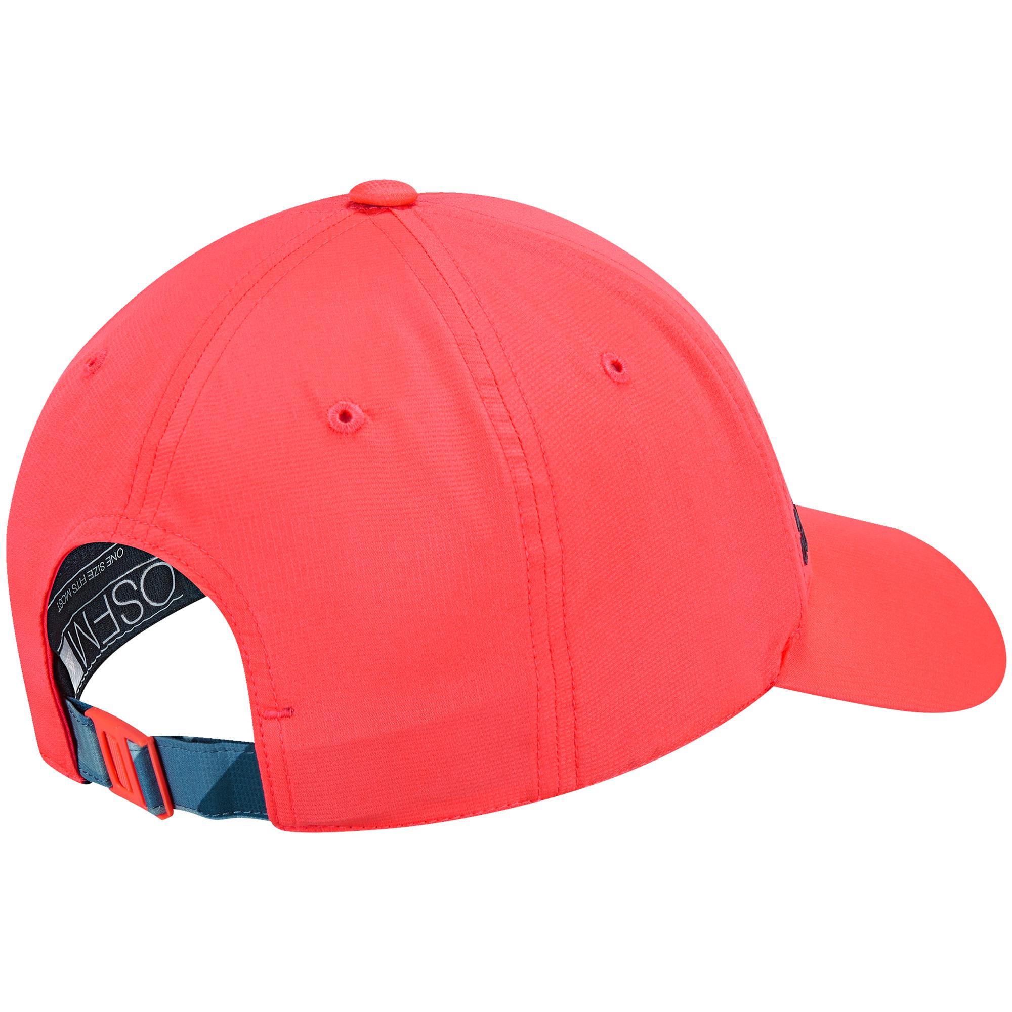 Adidas Tennis Cap - Flash Red - Tennisnuts.com 6a1f9886461