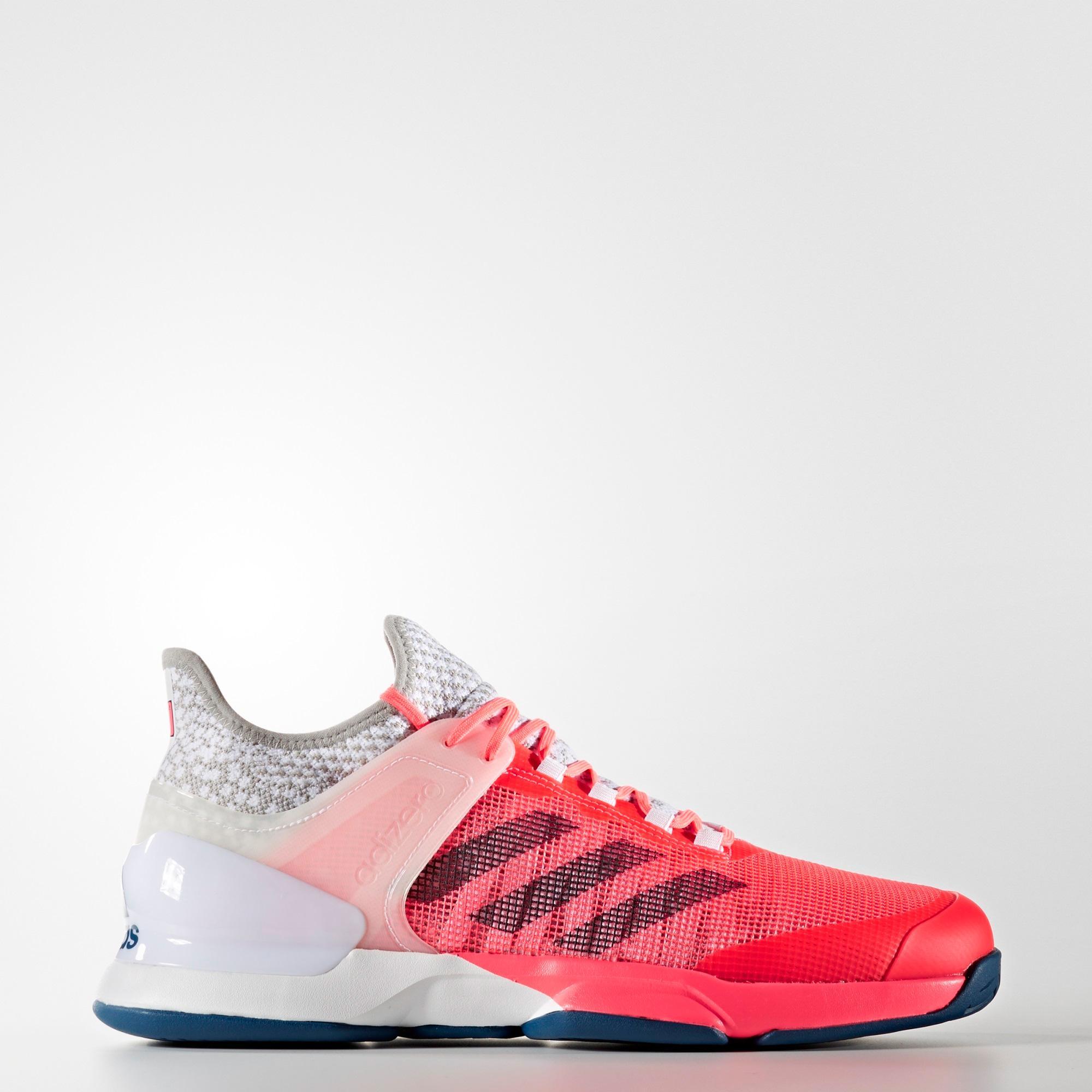 Mens Ubersonic Shoes 0 Adidas Tennis Redwhite Adizero 2 0kX8nwOP