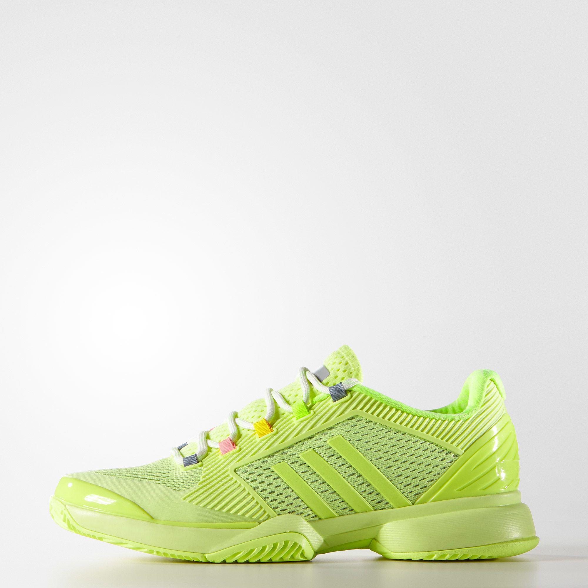 Adidas Stella Barricade 2015 Scarpe Da Donna Di Colore Giallo Bagliore L84iZiHs