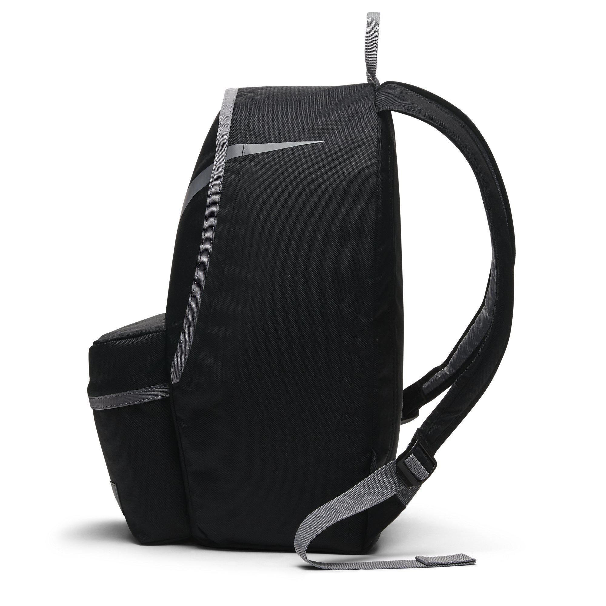 Nike HalfDay Back To School Kids Backpack - Black - Tennisnuts.com 701e5b5bea0c1