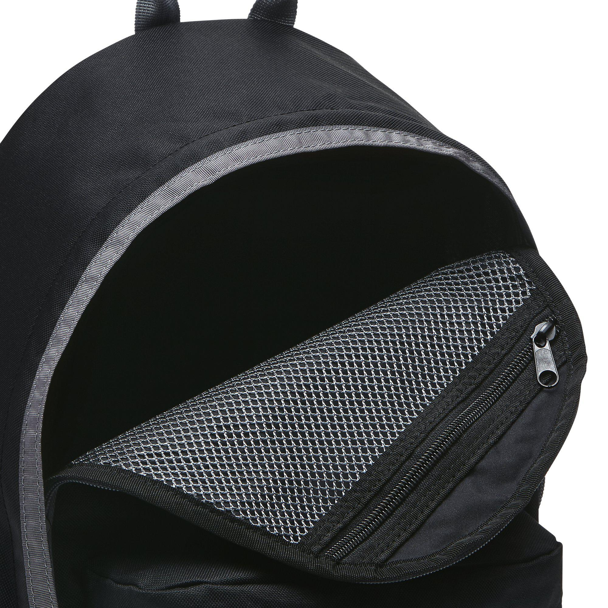 3cd1d67400 Nike HalfDay Back To School Kids Backpack - Black - Tennisnuts.com