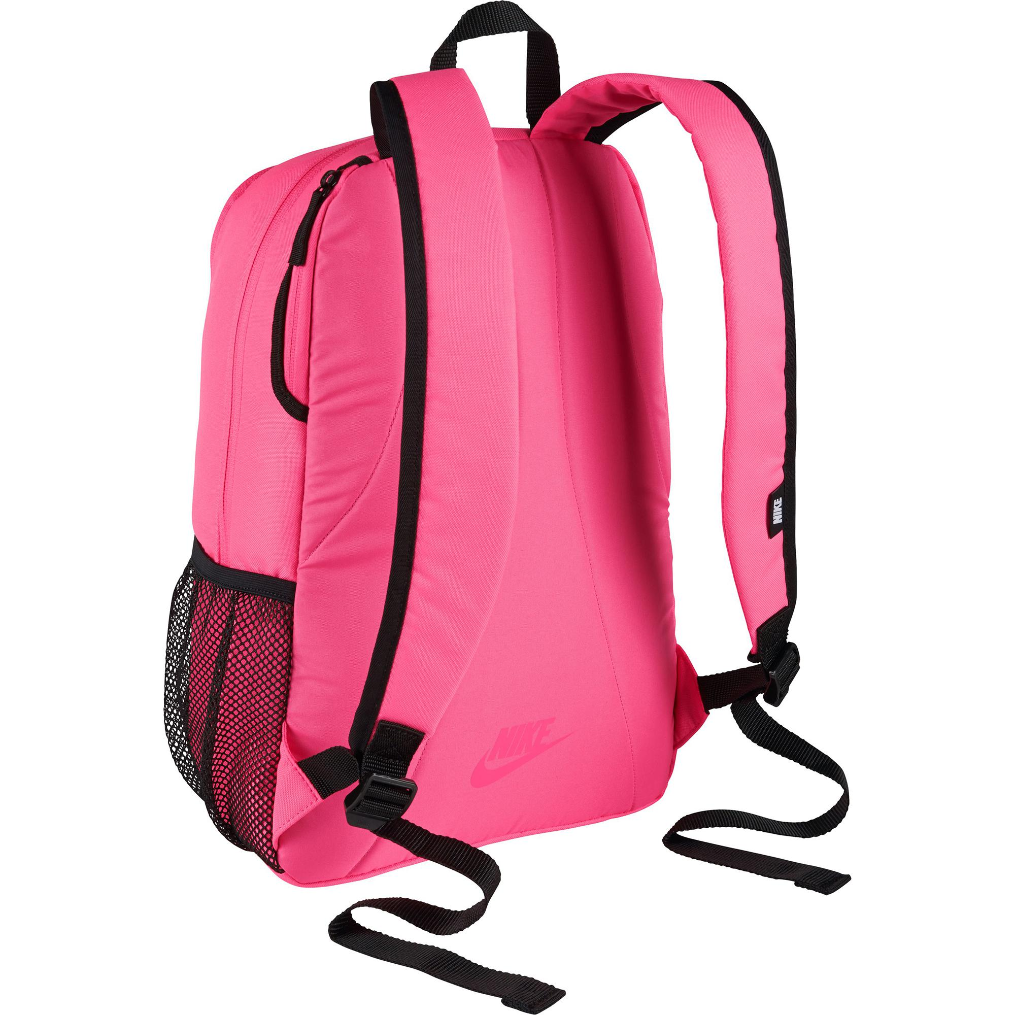 717524370 Nike Classic North Solid Backpack - Pink - Tennisnuts.com