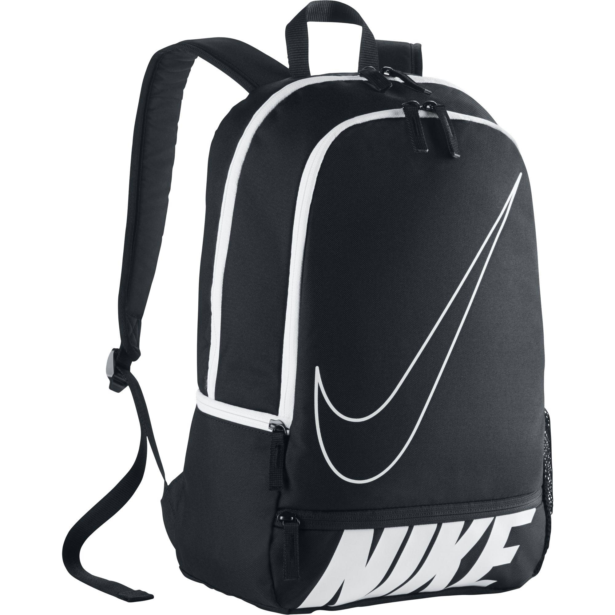 nike classic north backpack blackwhite tennisnutscom