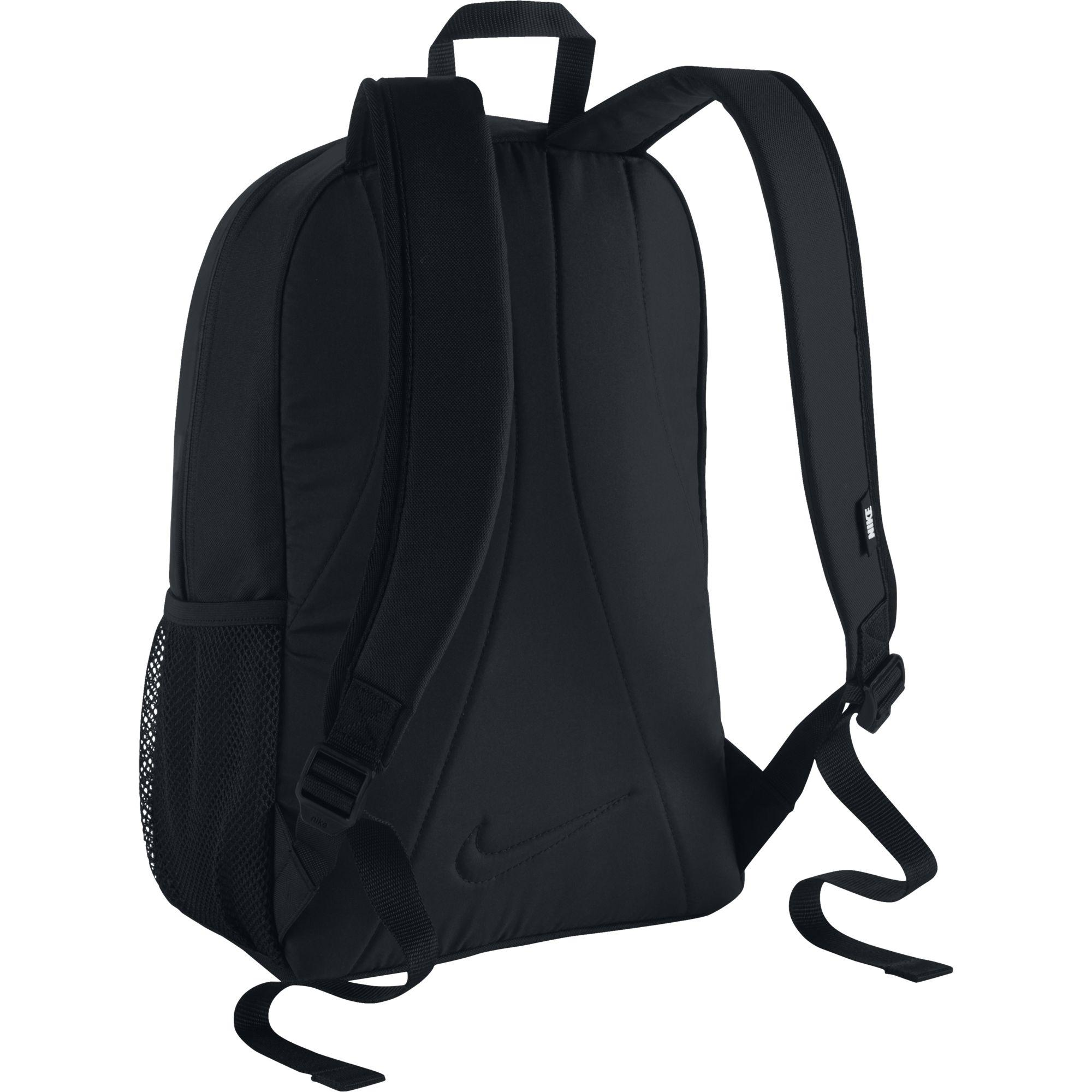 Nike Classic Sand Backpack - Black - Tennisnuts.com 07fe7643568cd