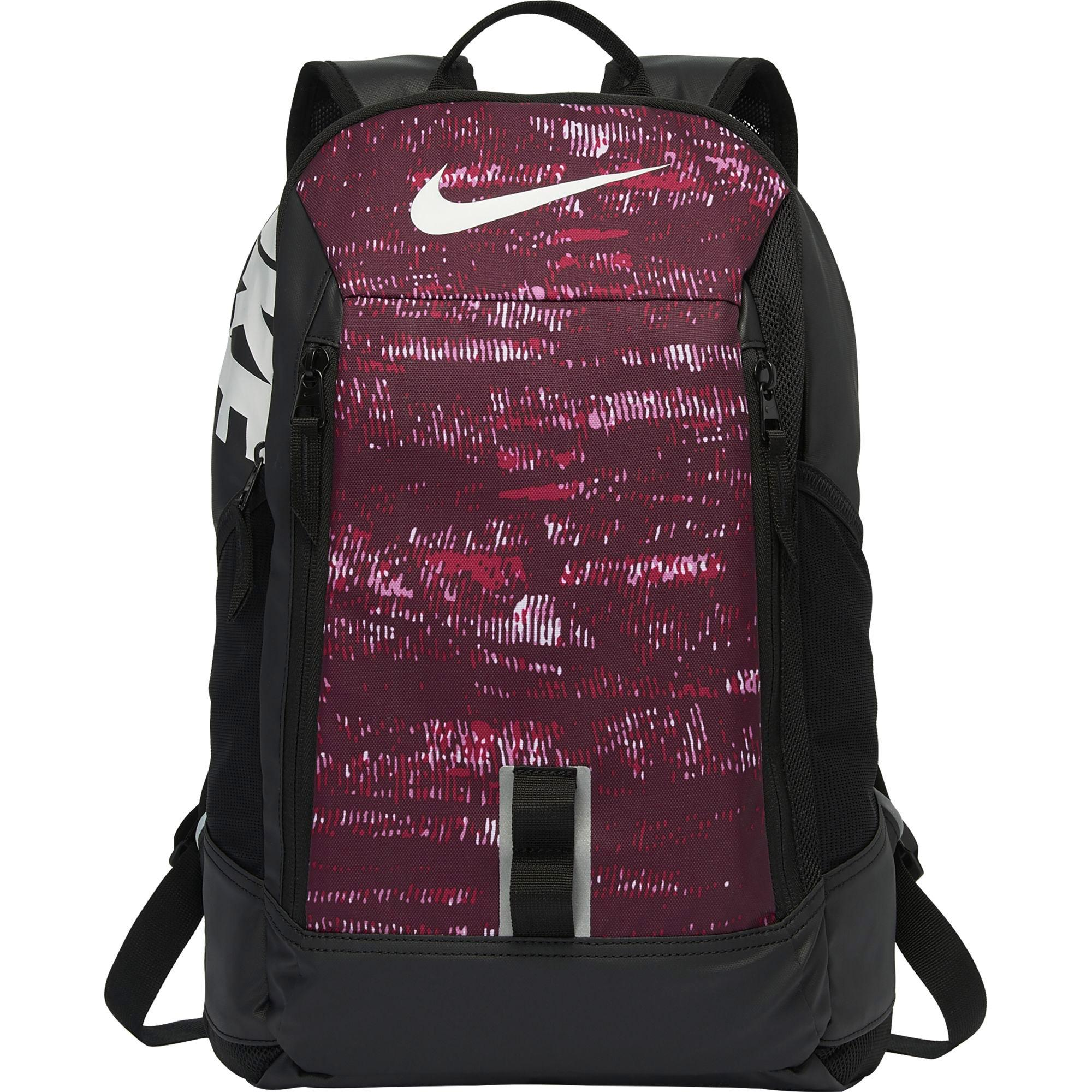 4ab3baa80f Nike Alpha Adapt Rise Print Kids Backpack - True Berry - Tennisnuts.com