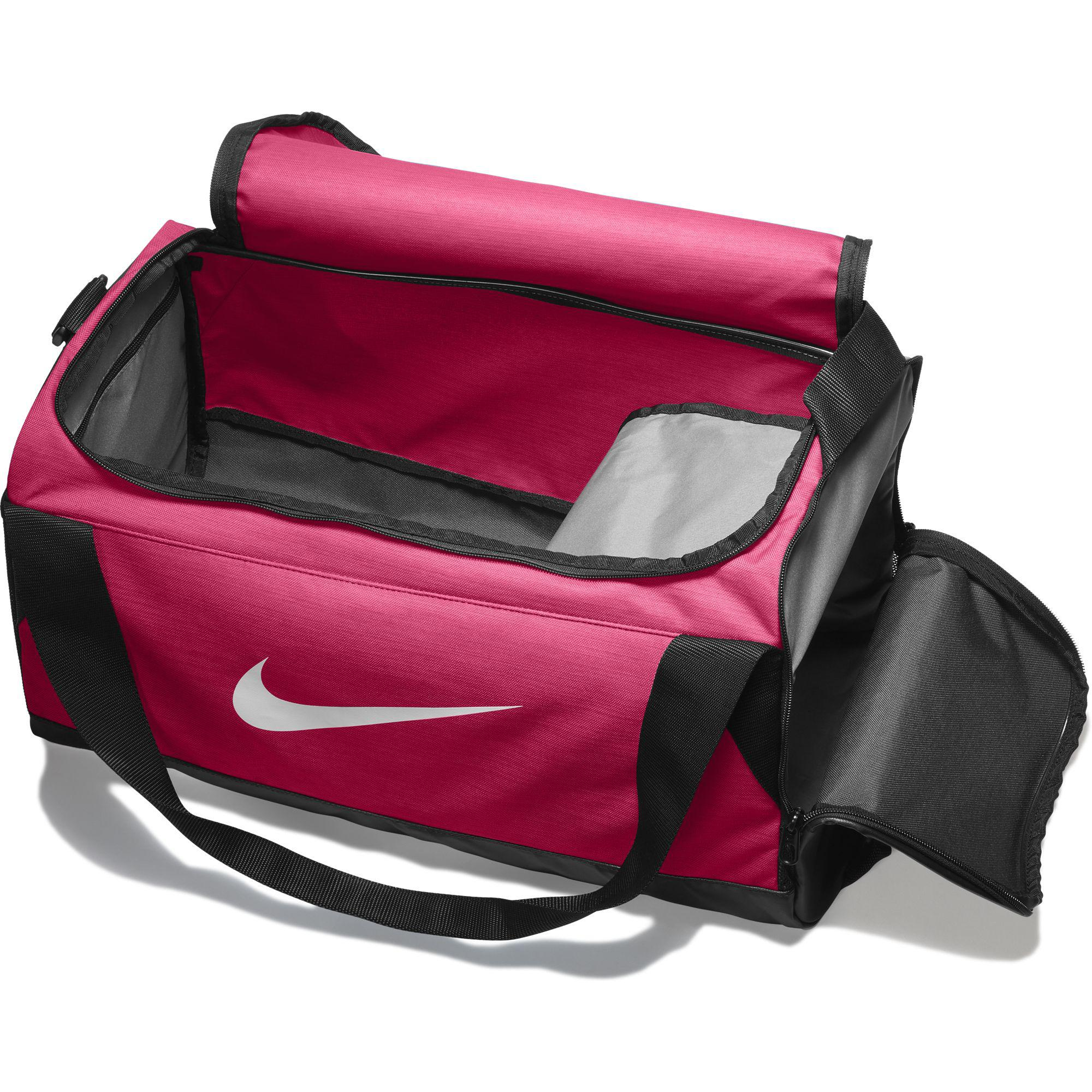 b00477035146 Nike Brasilia Small Training Duffel Bag - Rush Prink