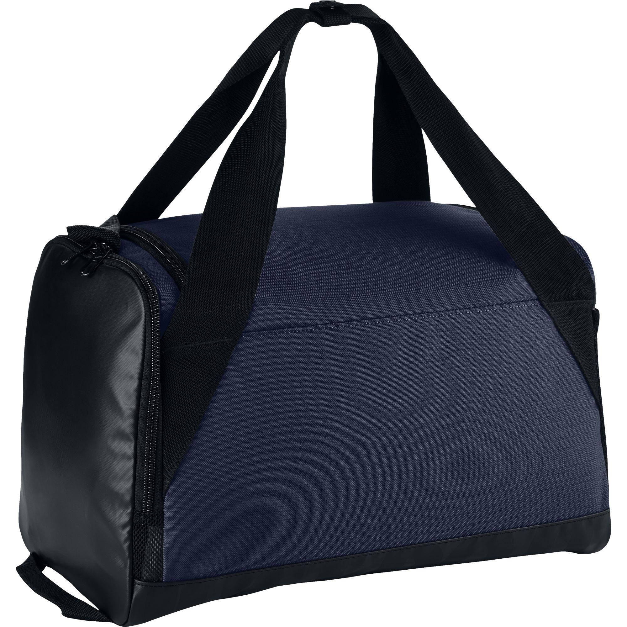 b7d744f0147b Nike Brasilia Extra Small Training Duffel Bag - Midnight Navy Black -  Tennisnuts.com