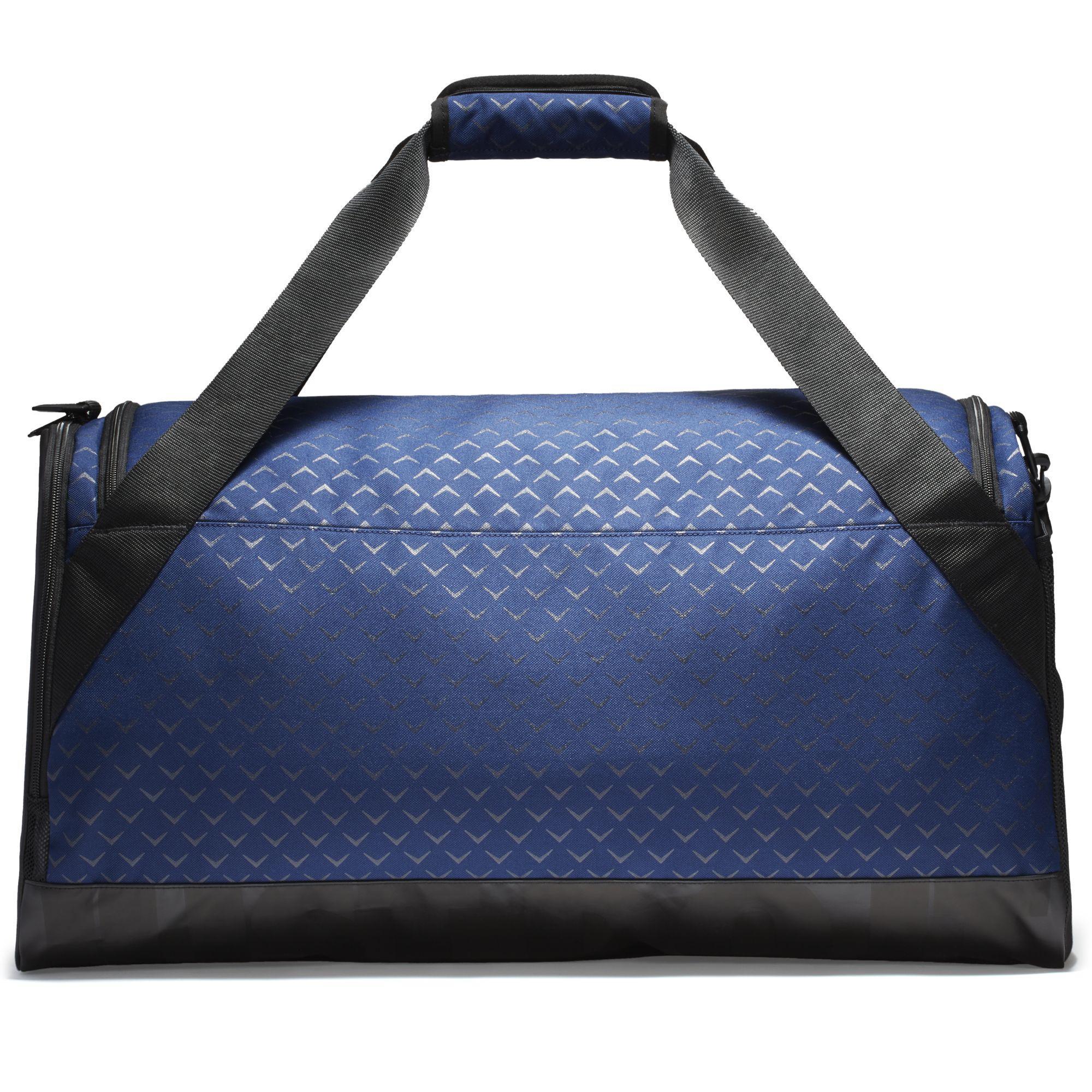 dddbf87ce5a5 Nike Brasilia (Medium) Training Duffel Bag - Binary Blue Black White ...