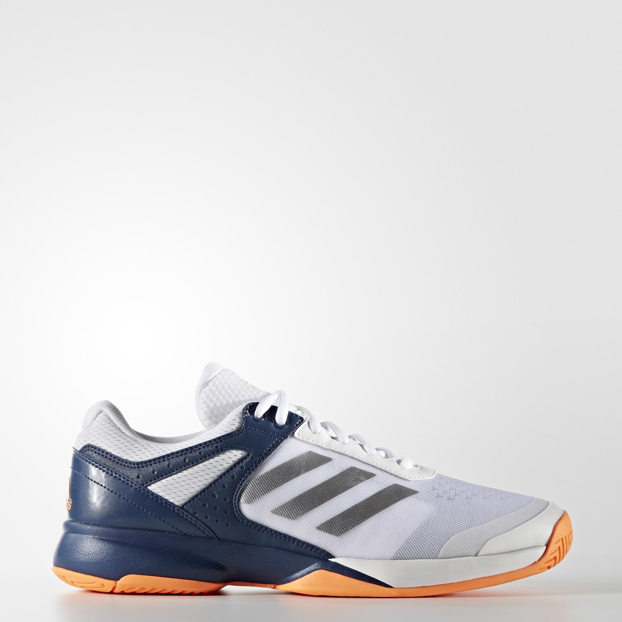 Adidas Mens Adizero Court Tennis Shoes