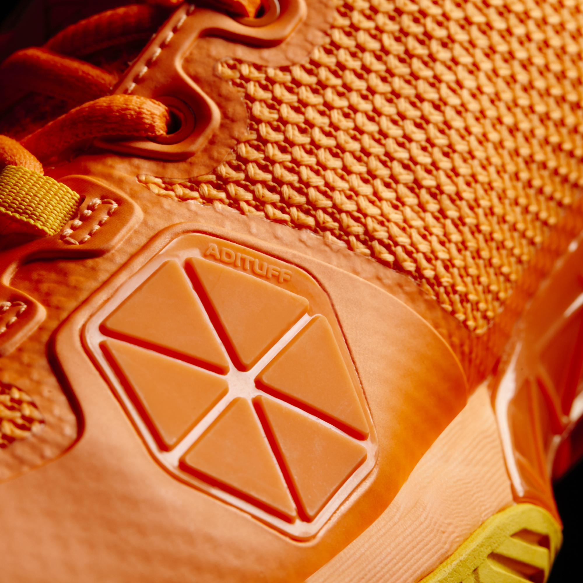 Adidas Uomo barricata luce impulso scarpe da tennis luce barricata arancione / bianco 3932f8