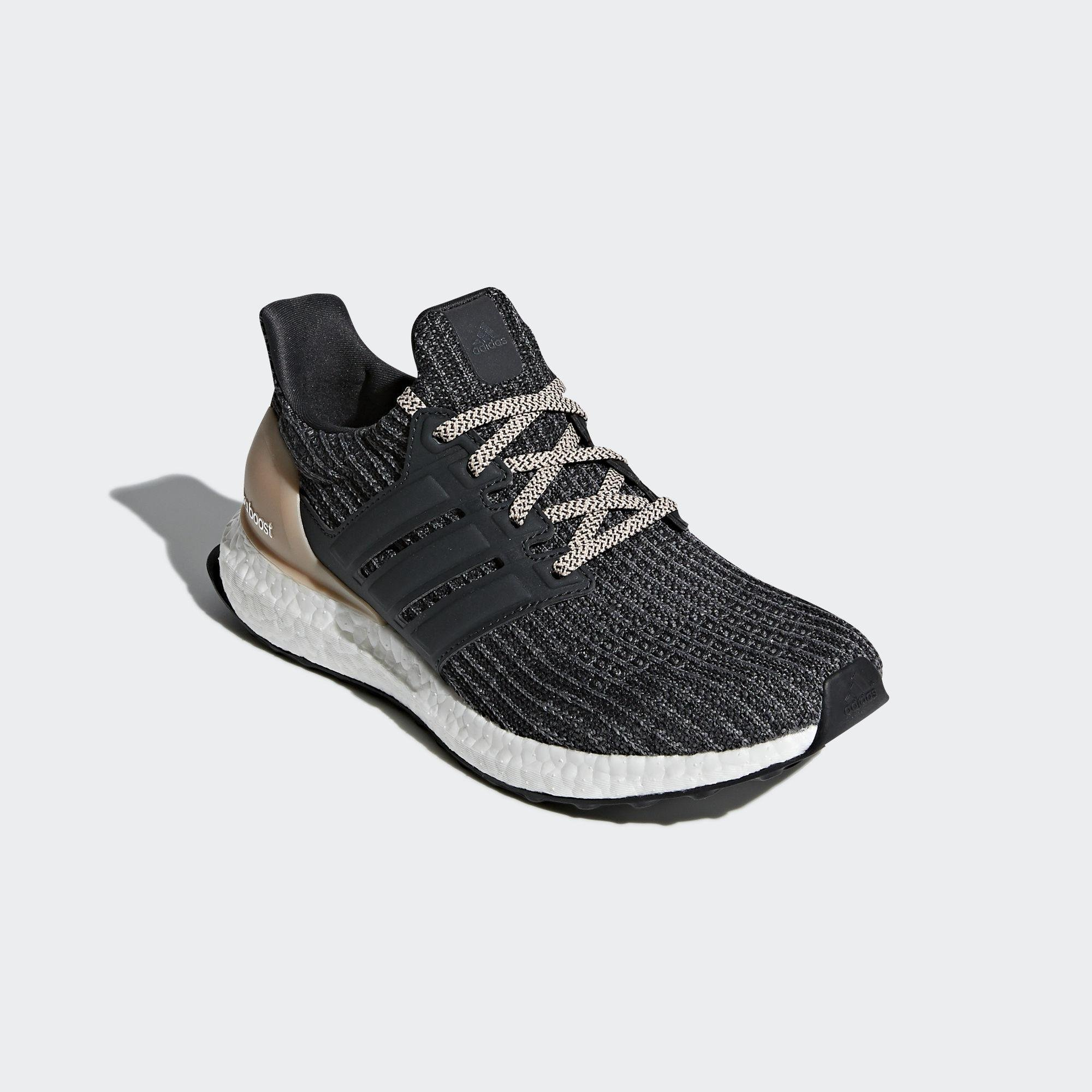 82b2d95a5 Adidas Womens Ultra Boost Running Shoes - Grey Five Carbon Ash Pearl ...