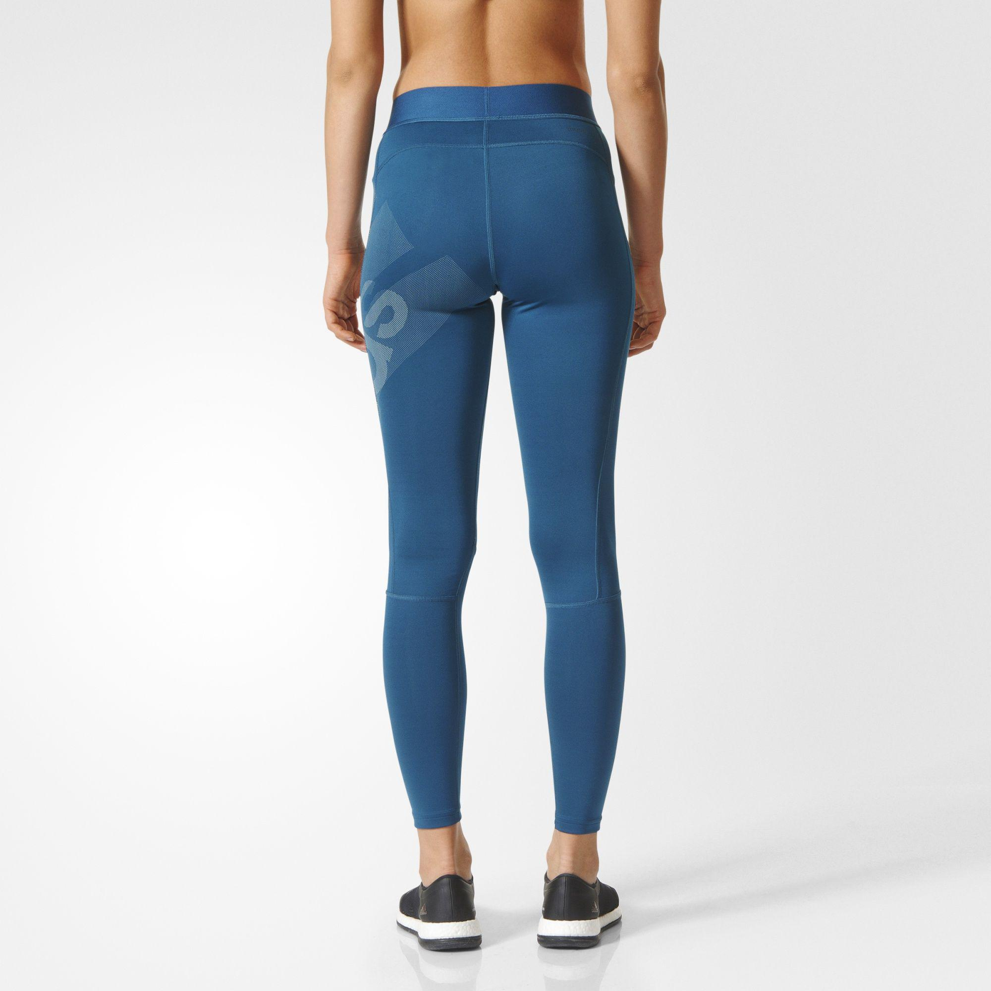 Adidas Women's Techfit Long Tights   RRP £45 Women's Clothing