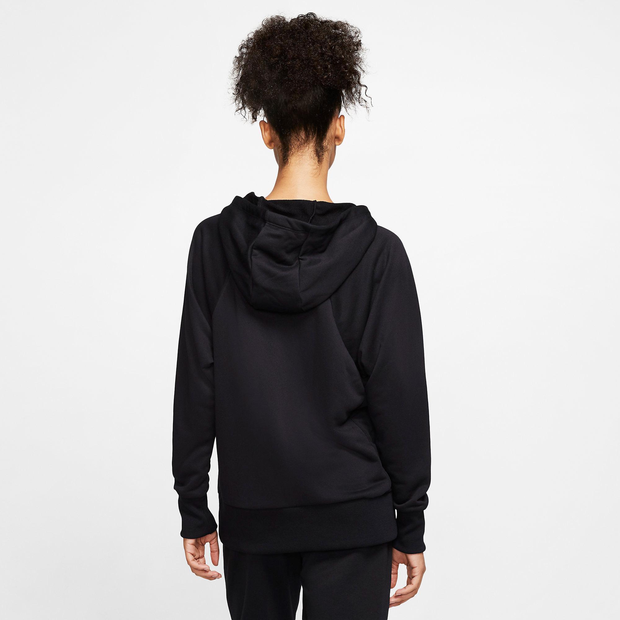 Nike Womens Dri-FIT Training Hoodie