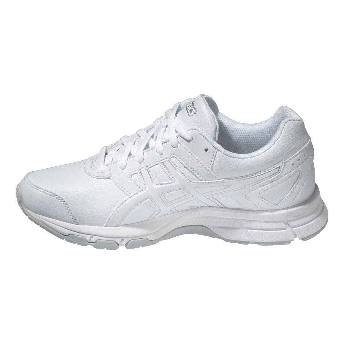 trascorrere ciclo pubblico  Asics Kids GEL-Galaxy 8 GS Running Shoes - White - Tennisnuts.com