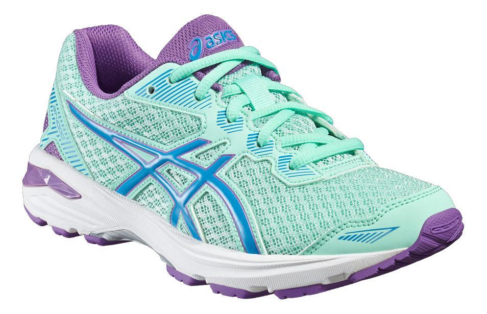 Asics Kids GT 1000 5 GS Running Shoes Mint