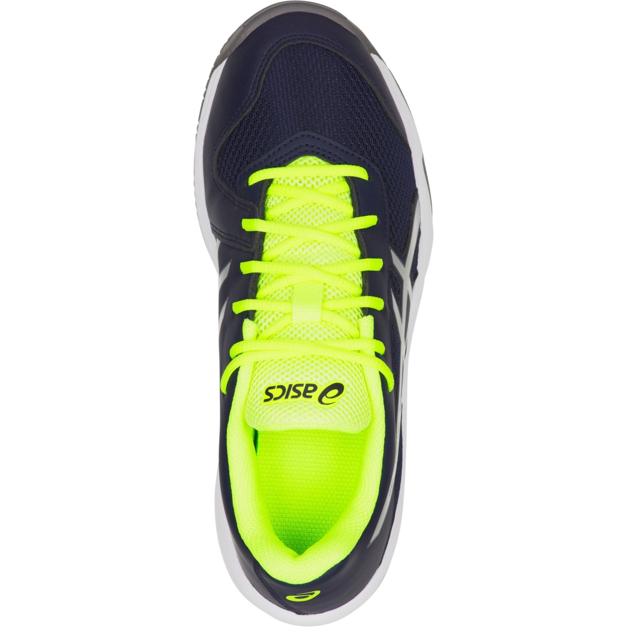 ef84cd53d Asics Kids GEL-Tactic Indoor Court Shoes - Peacoat/Silver ...