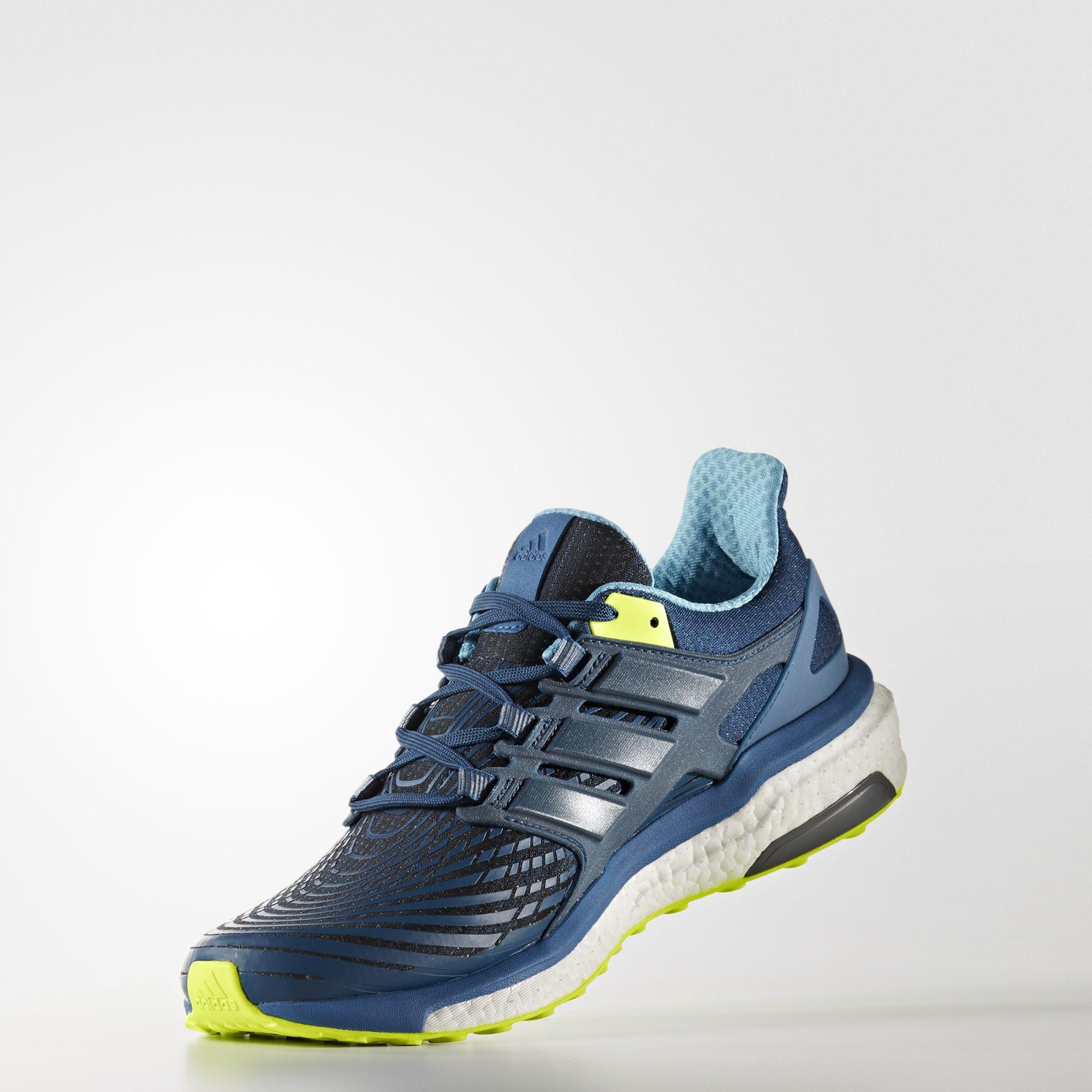c94675ae5 Adidas Mens Energy Boost Running Shoes - Blue Night - Tennisnuts.com
