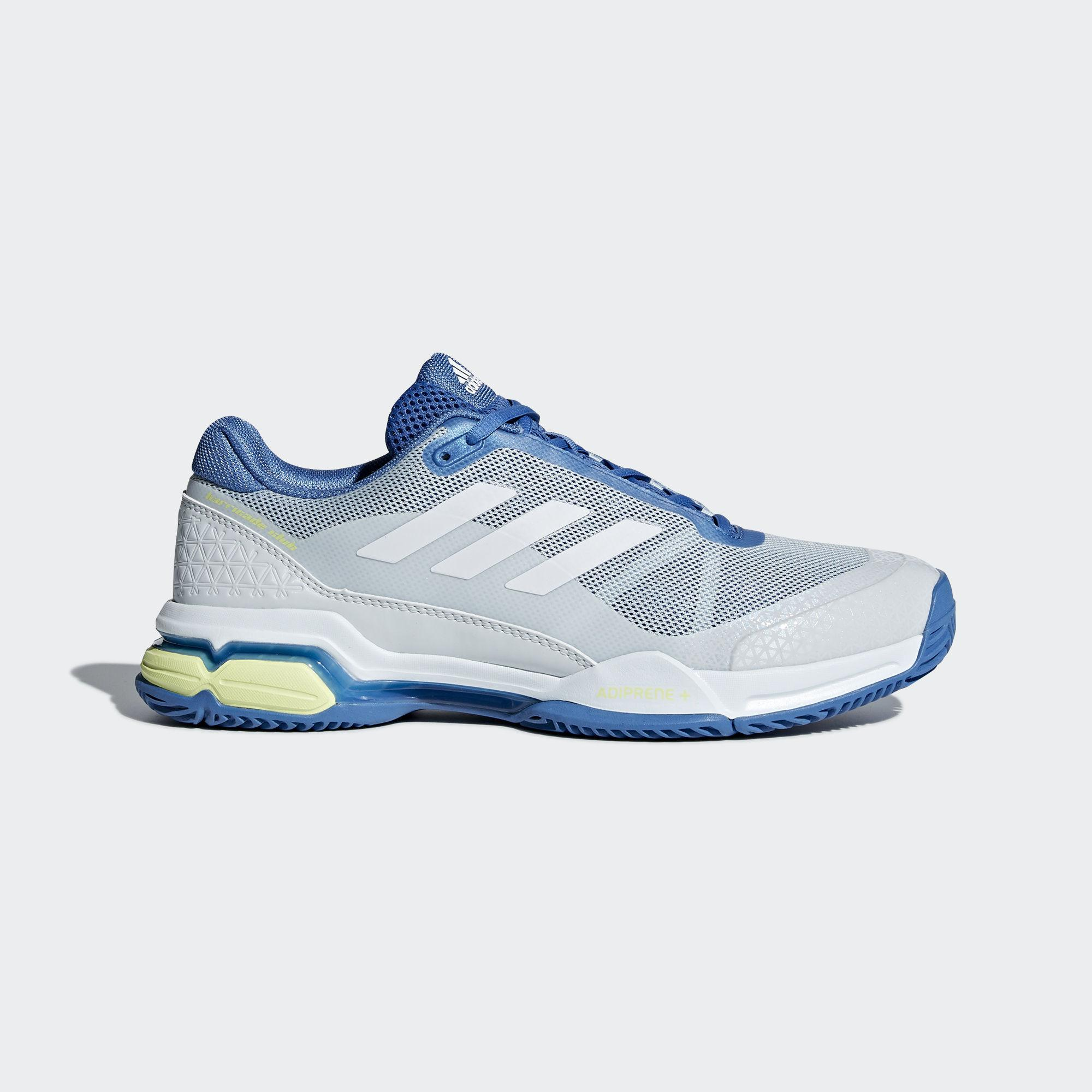 95abcbe7ae141 Adidas Mens Barricade Club Tennis Shoes - Blue - Tennisnuts.com