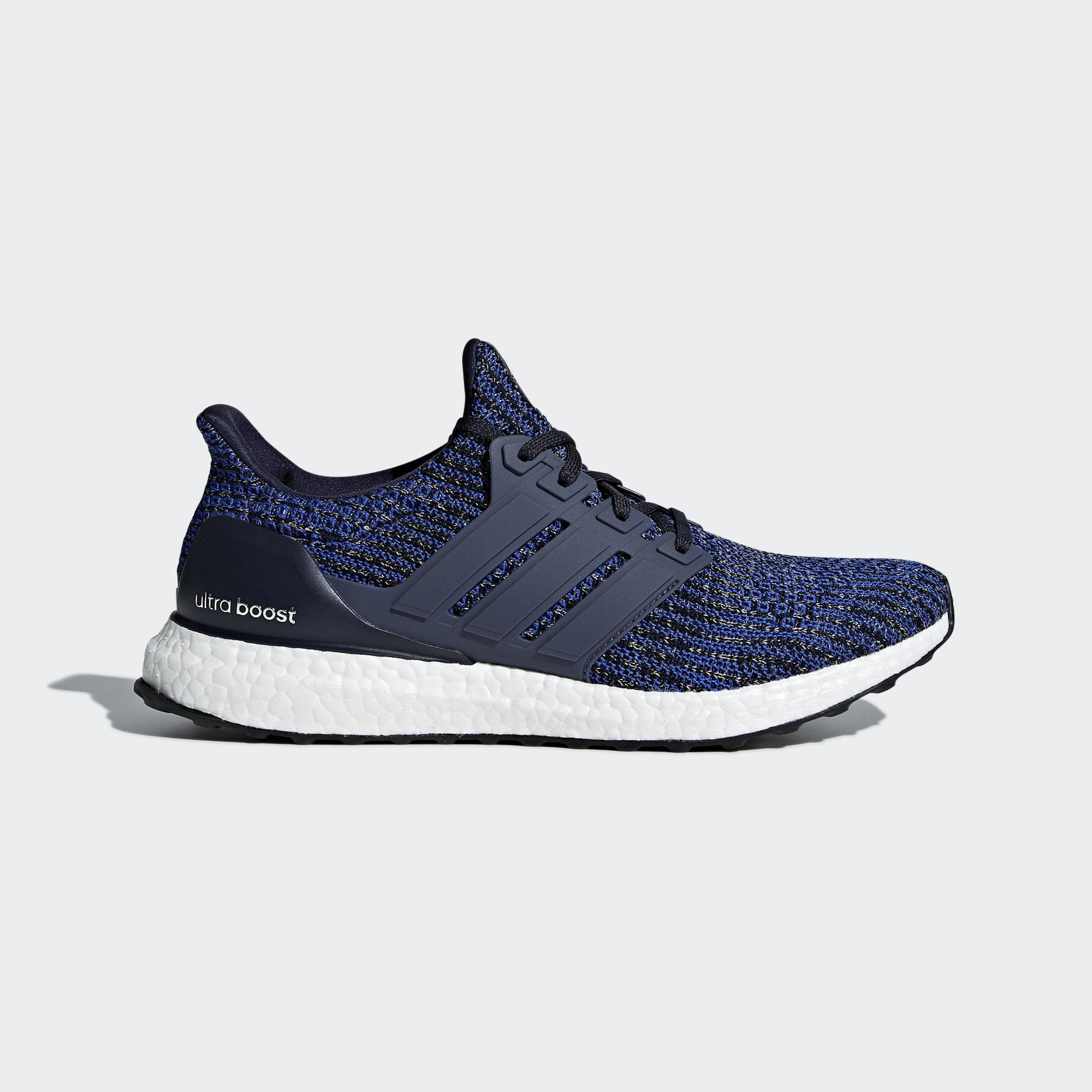 b20bbb370662 Adidas Mens Ultra Boost Running Shoes - Carbon Legend Ink - Tennisnuts.com