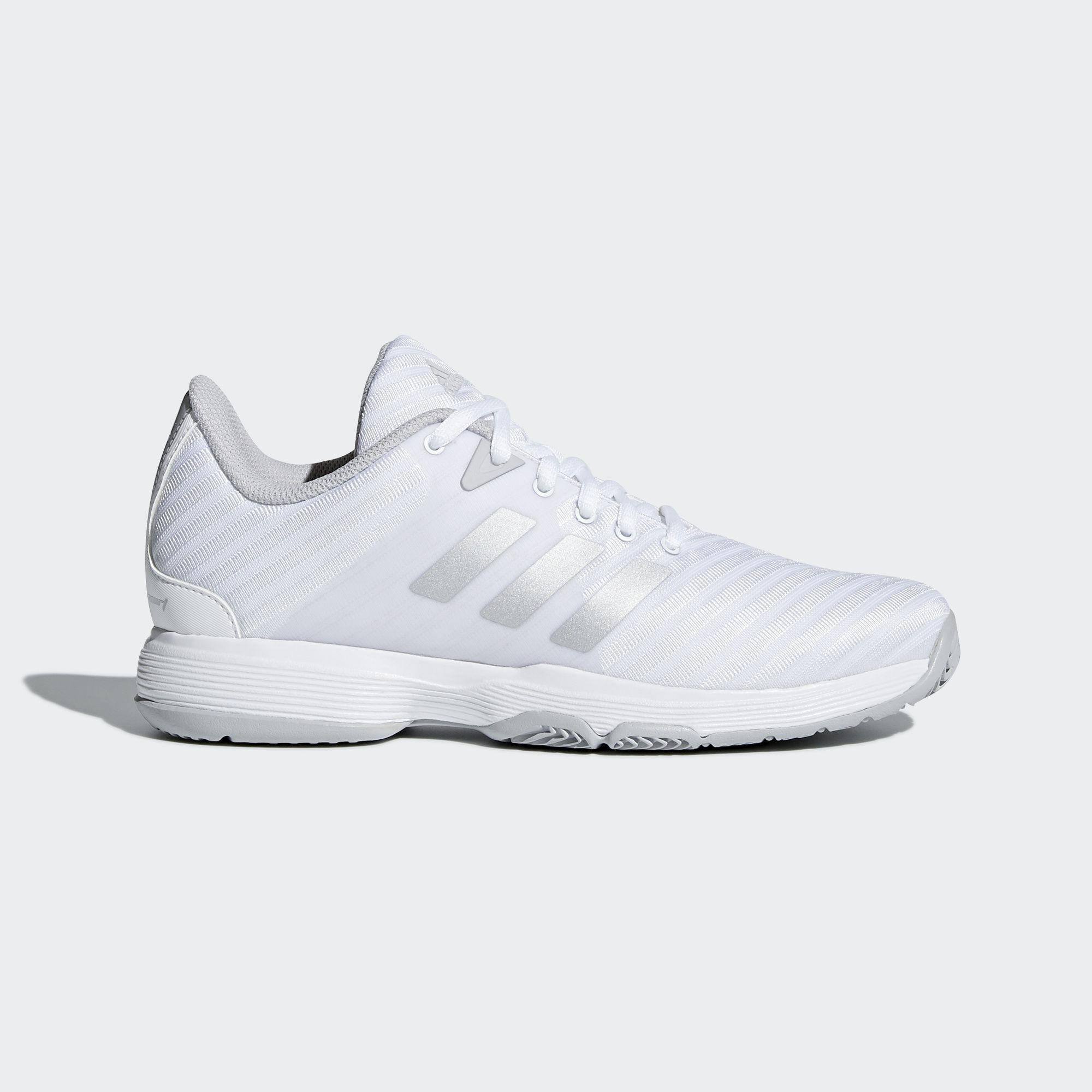 Womens Tennis Court Shoes Adidas Barricade