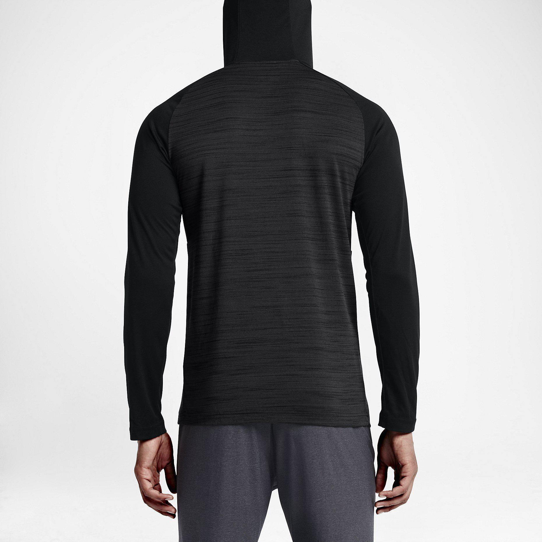 935862f8 Nike Mens DF Touch Training Hoodie - Black - Tennisnuts.com