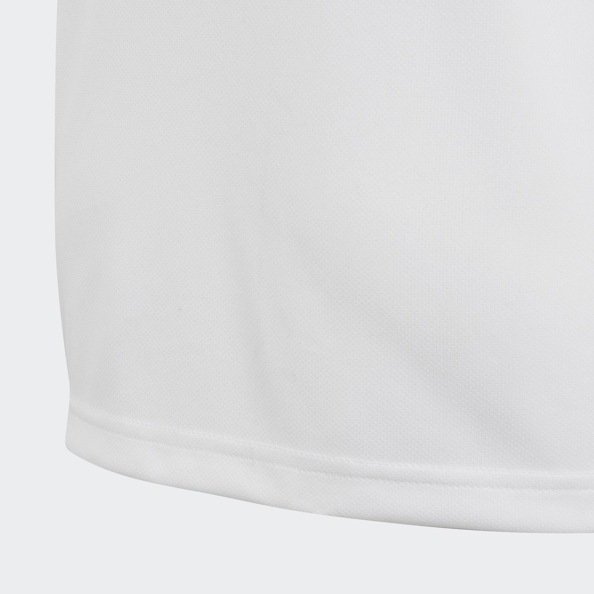 super popular da726 ef671 Adidas Boys 3-Stripes Club Tee - White