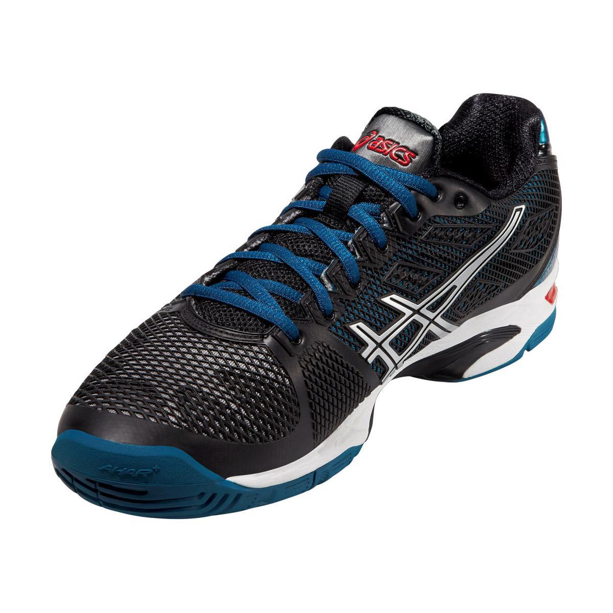 Asics Solución De Gel Zapatos Tenis De La Velocidad Para Hombre 6LwiW