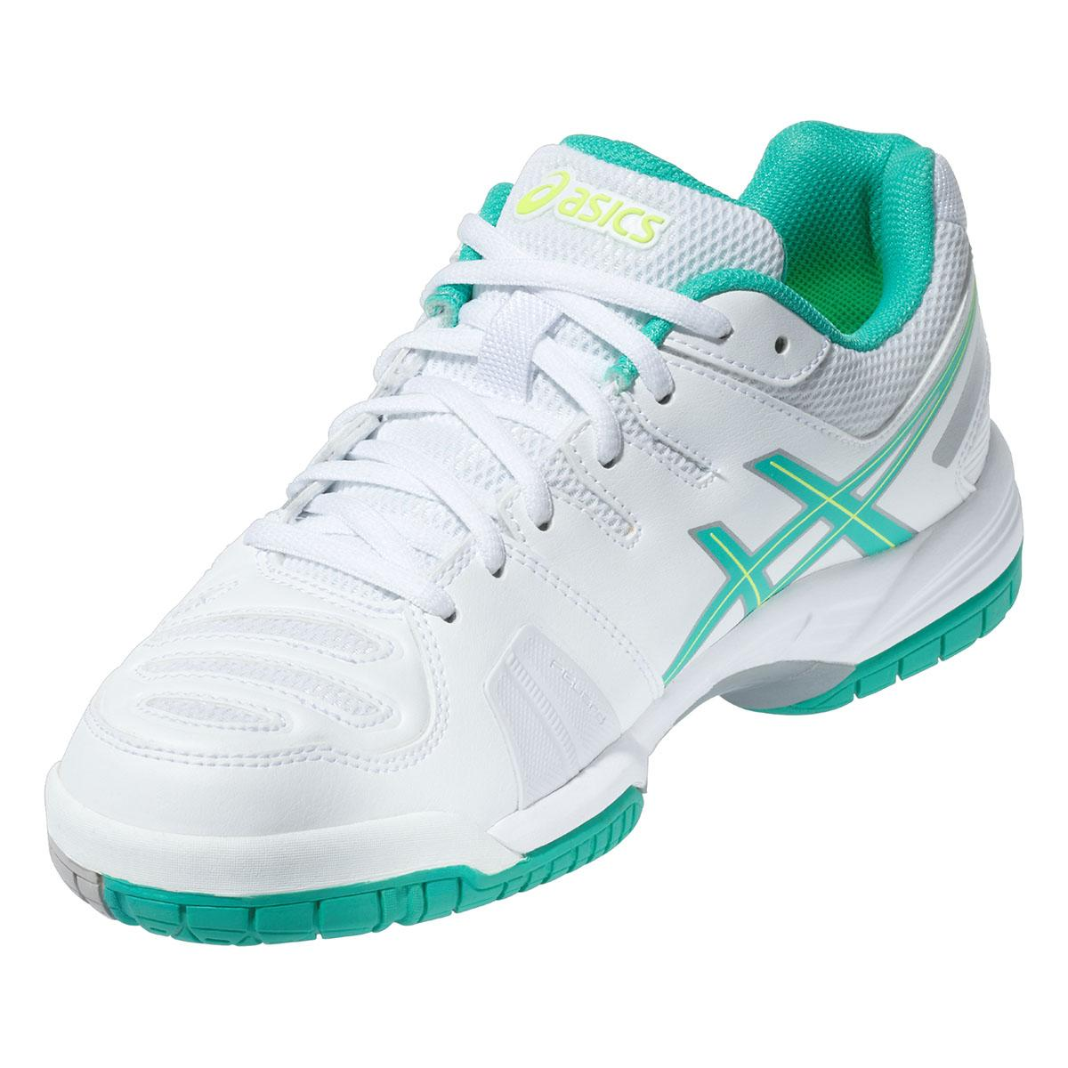 Asics Dame Gel-Game 5 Oc Tennis Sko - Whitemint-4083