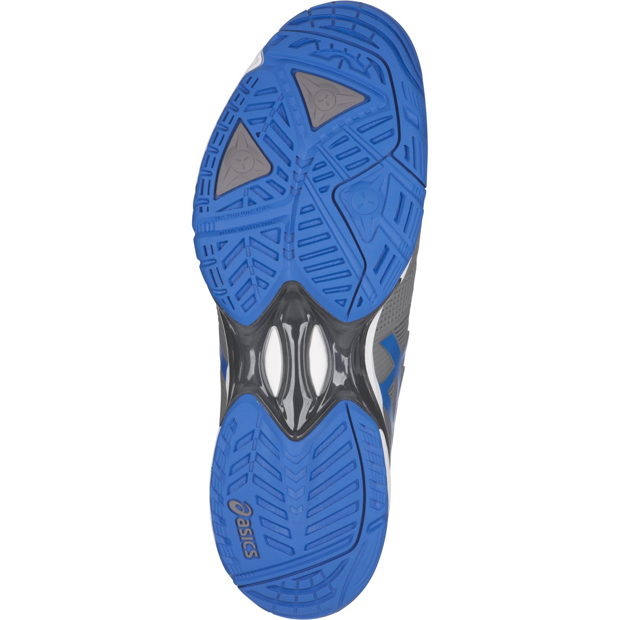 Asics Hommes GEL Solution Speed Solution 3/ de Chaussures de tennis Gris/ Bleu da65b3c - deltaportal.info