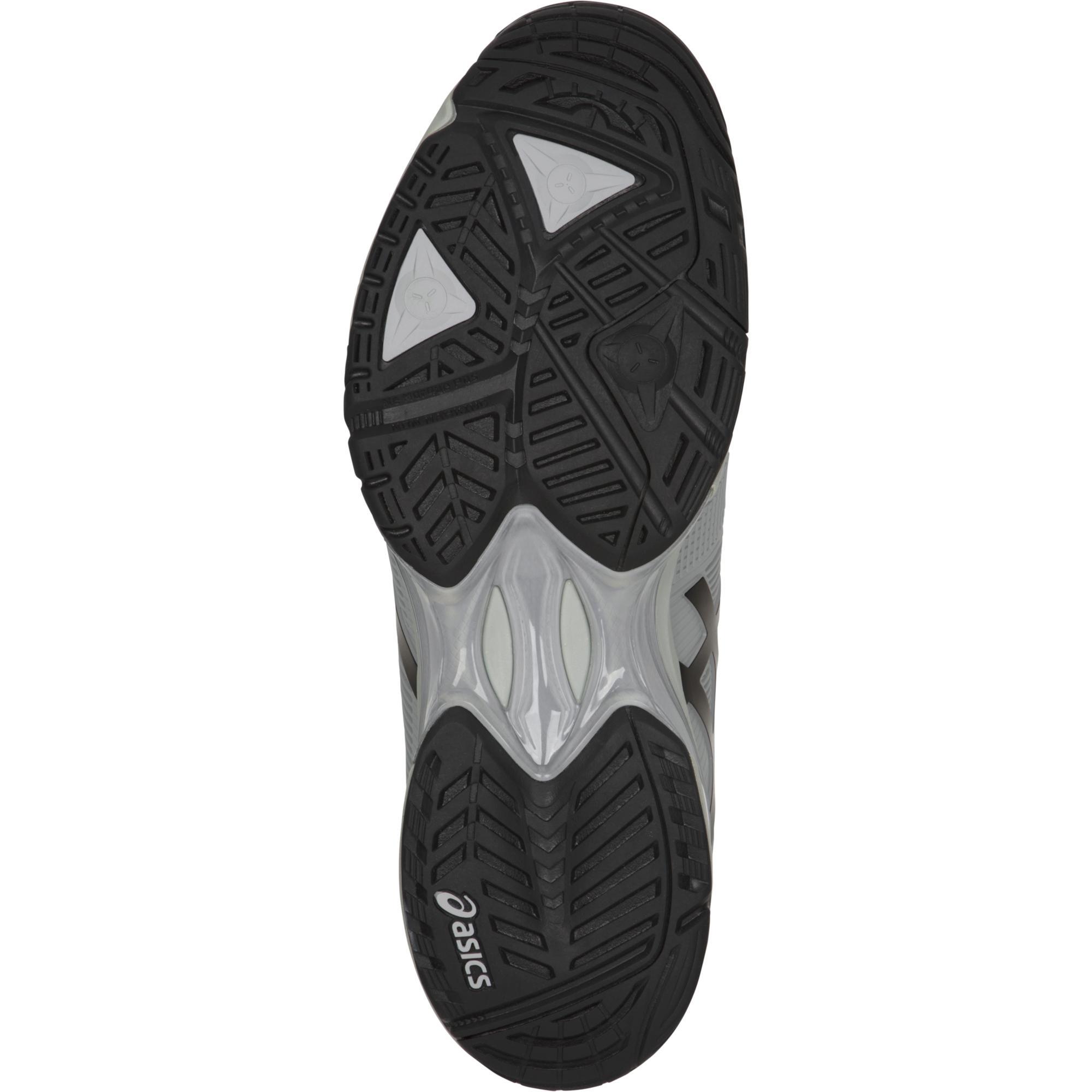 Asics Mens GEL Solution Speed 3 Mens Chaussures Chaussures de tennis Moyen Gris Moyen/ Noir 4d58b8b - radicalfrugality.info