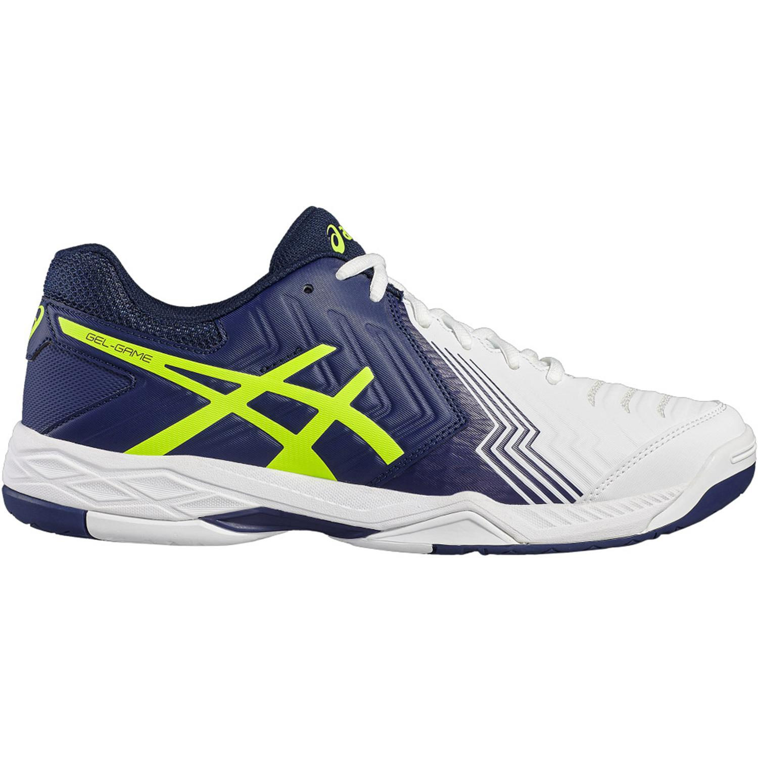 asics gel game 6 mens tennis trainer