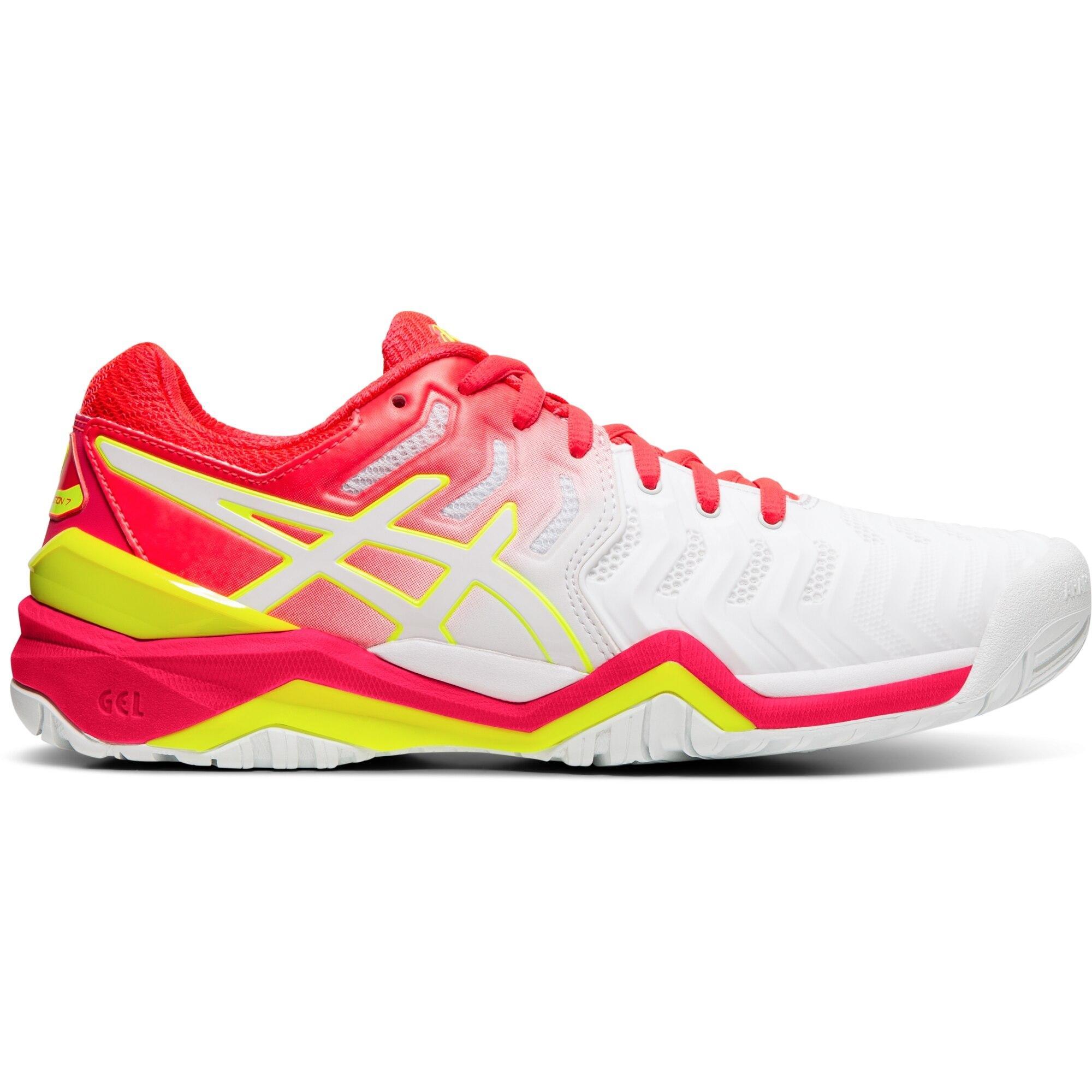 Asics Womens GEL-Resolution 7 Tennis