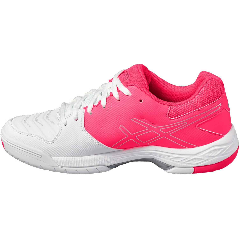 Asics Womens GEL-Game 6 Tennis Shoes - Pink/White ...