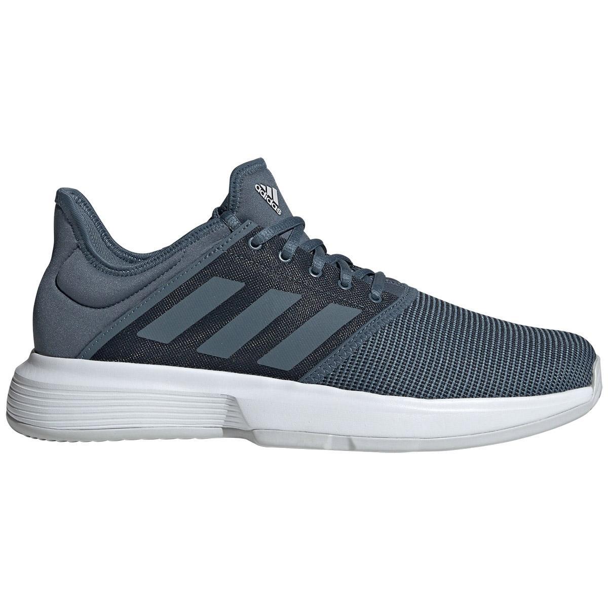 Adidas Mens GameCourt Tennis Shoes
