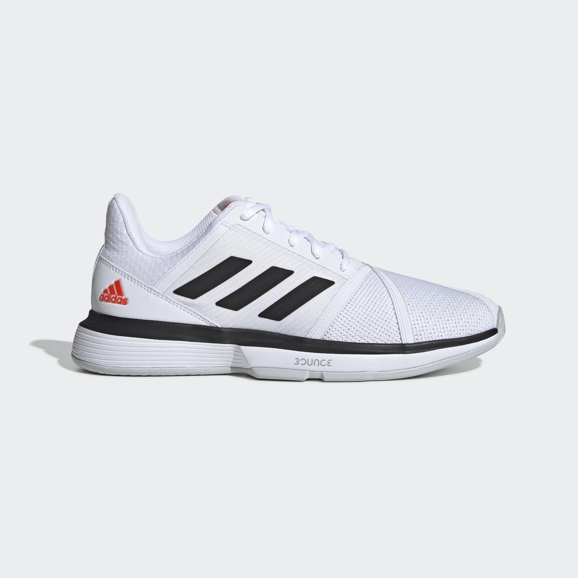 Adidas Mens CourtJam Bounce Tennis