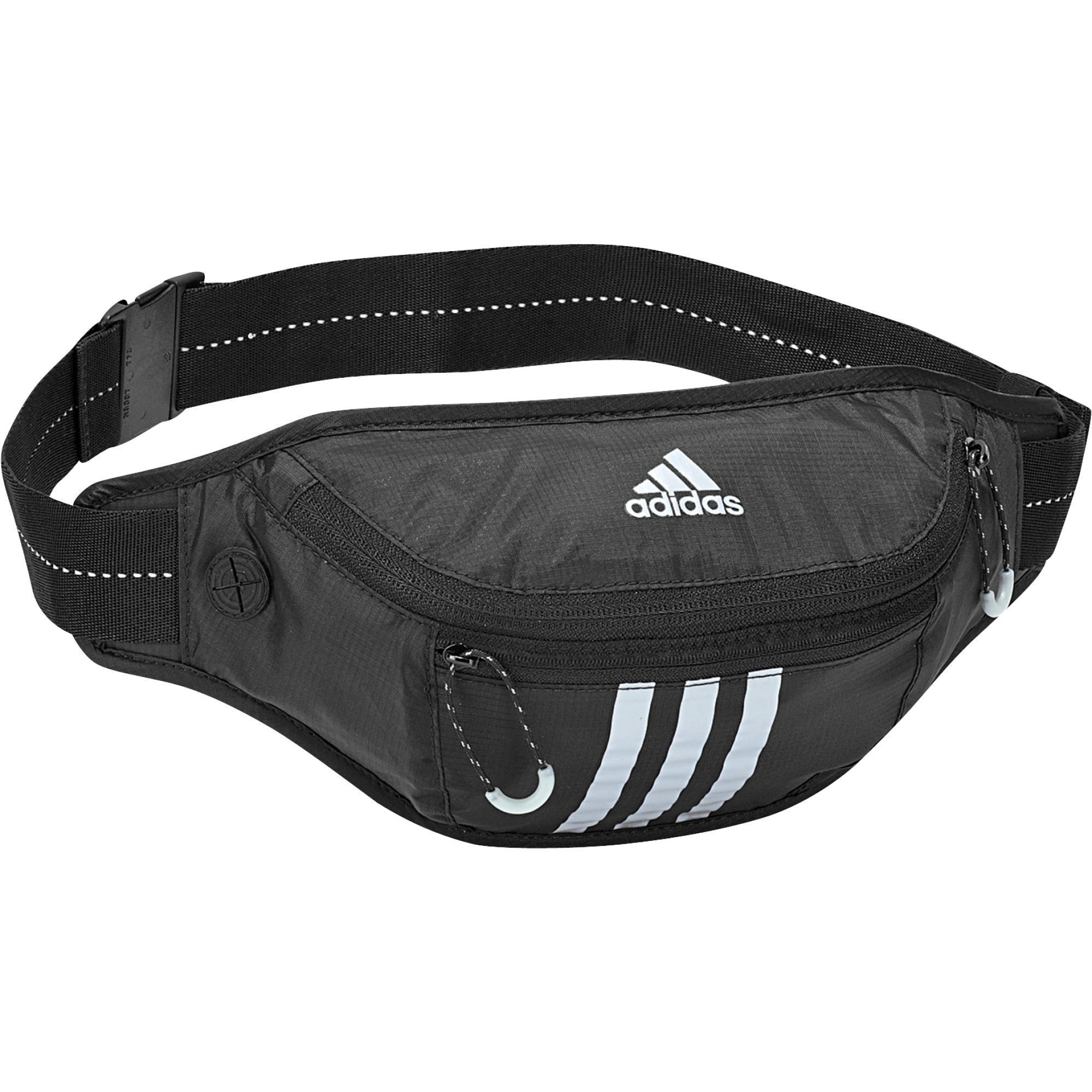 11bda51e6978 Adidas Run Load 3S Belt - Black Silver - Tennisnuts.com