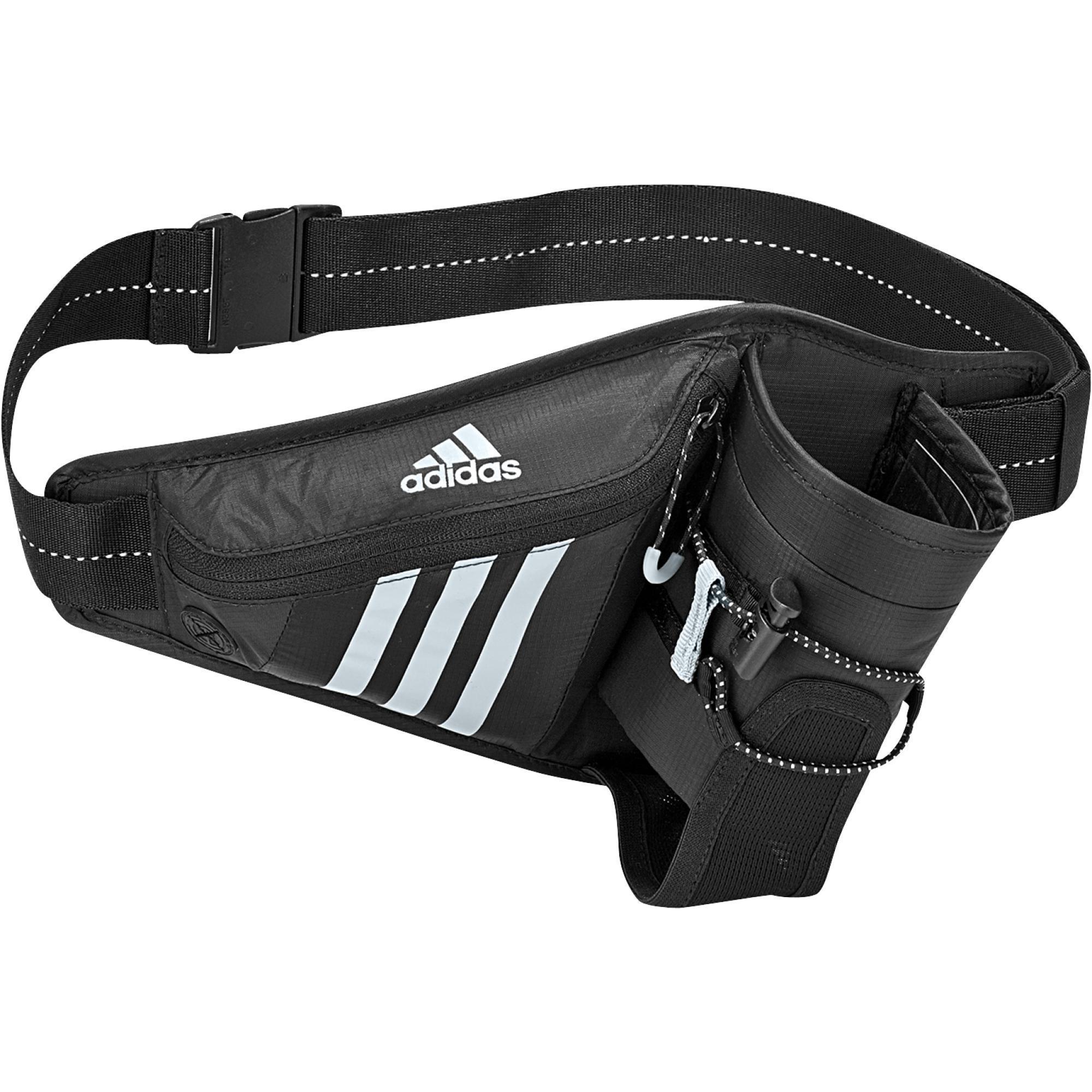 b02e1a33cd9f Adidas Running Bottle Waist Bag