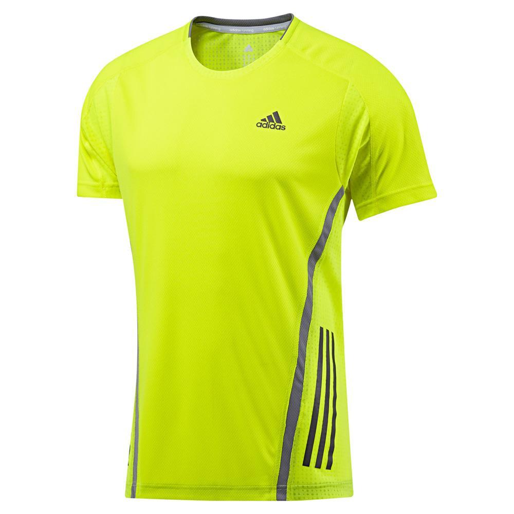Adidas Mens Supernova Tee Shirt - Electricity - Tennisnuts.c