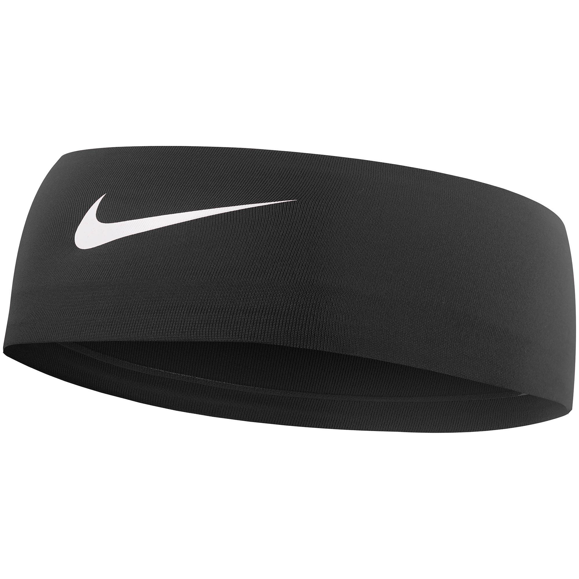 Nike Fury Headband 2.0 - Black - Tennisnuts.com