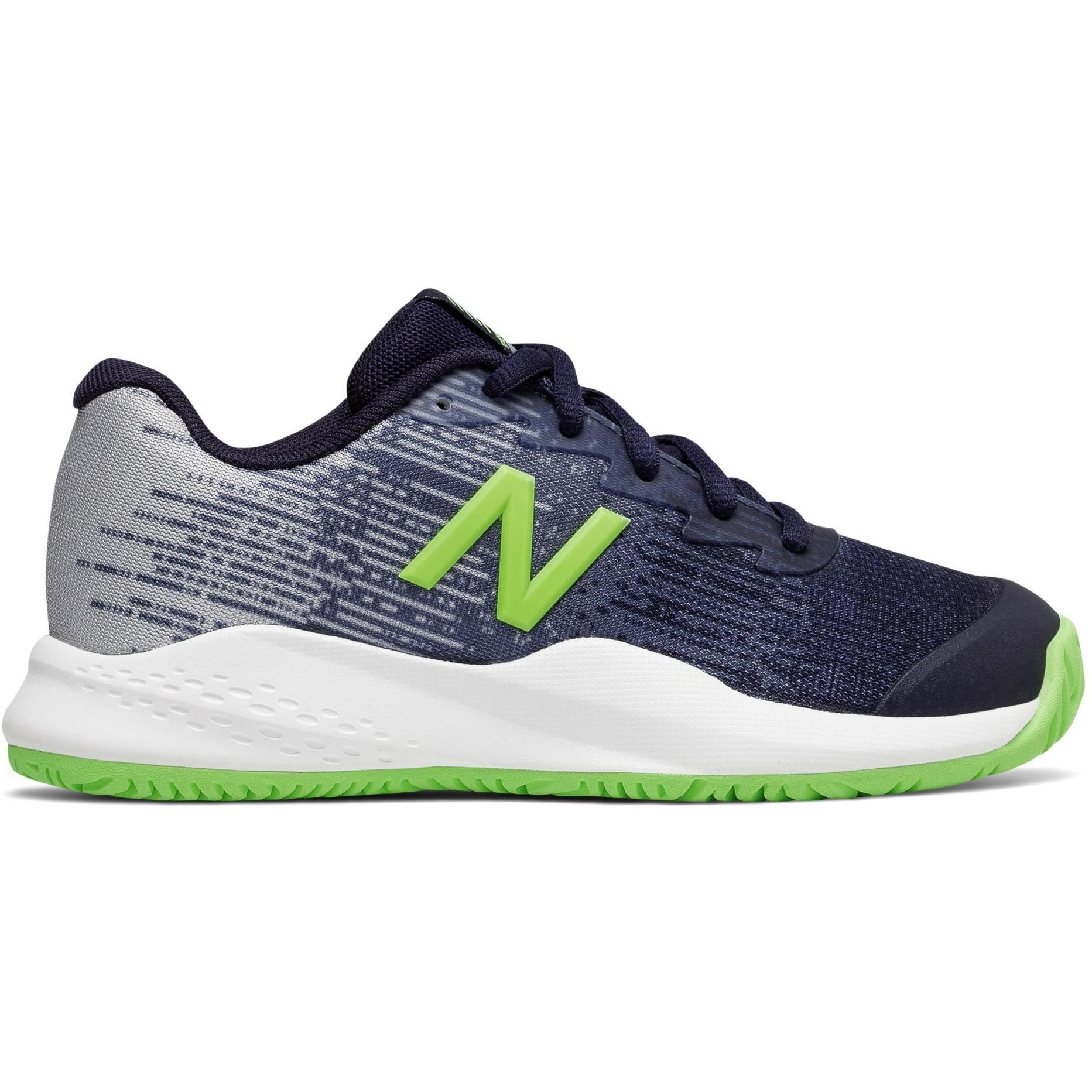 If your son or daughter is need of a high-quality pair of junior tennis shoes, you've come to the right place. Midwest Sports offers the newest kids tennis shoe styles from the best names in the sport. Whether they're just stepping on to the court or they're a budding pro, be sure to outfit your young star with the proper footwear.