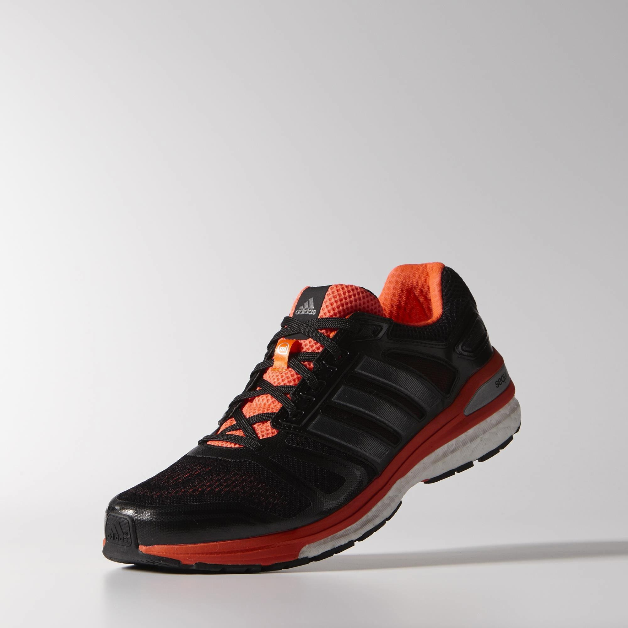 Adidas Mens Supernova Sequence Boost 7 Running Shoes