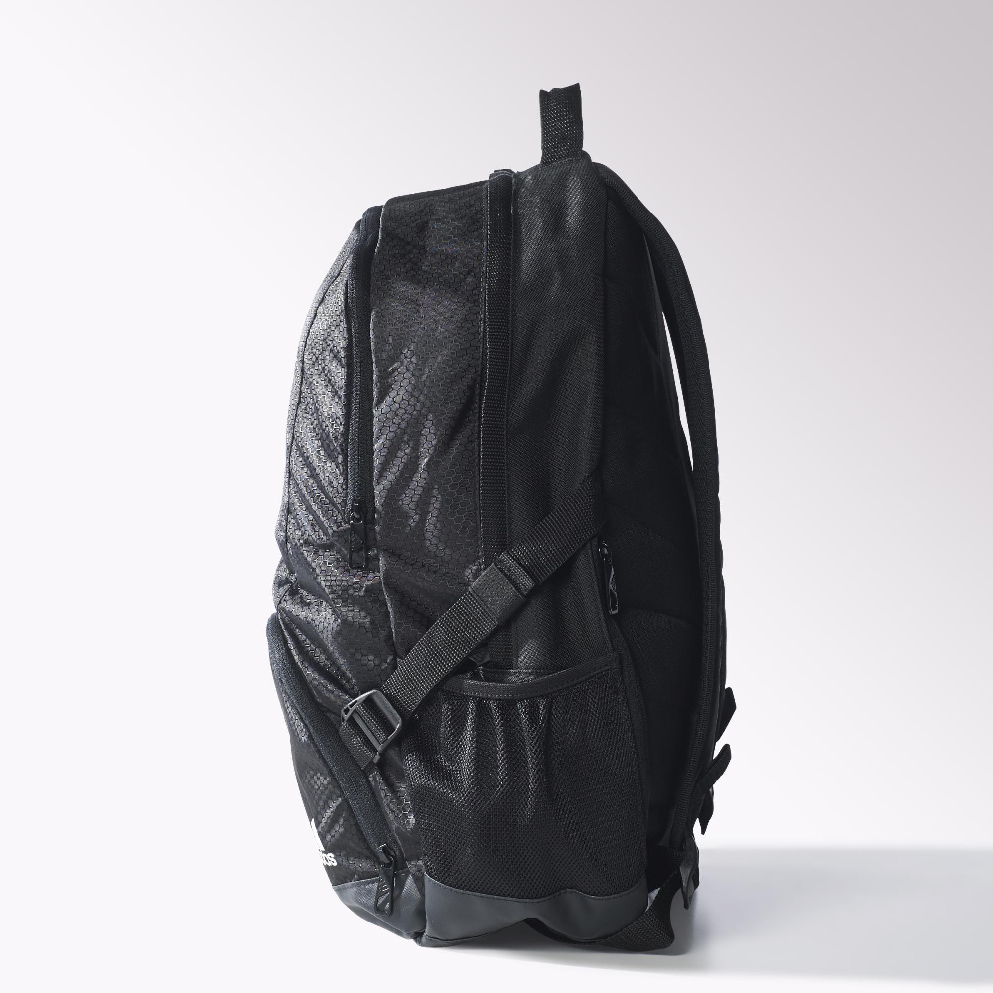 5a8b542a0dbdc Black And White Adidas Backpacks- Fenix Toulouse Handball