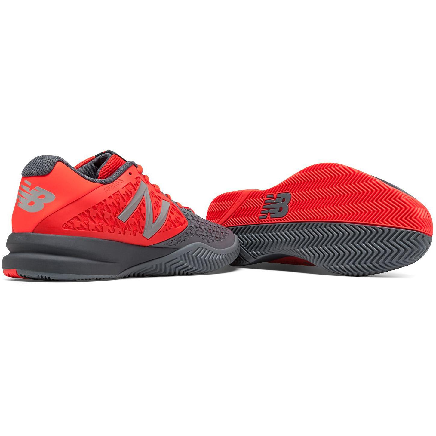 New BalanceMCH996 - Outdoor tennis shoes - flame kwR8fqznc