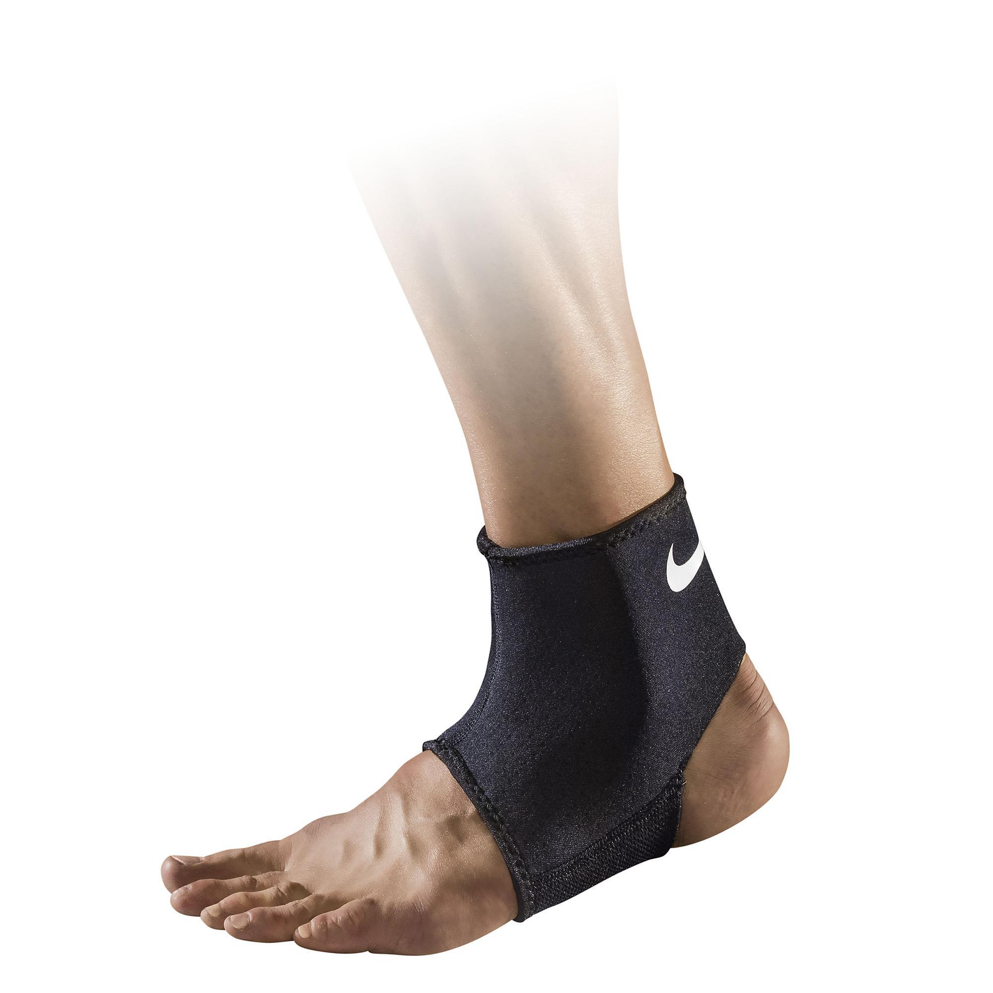 4d1c159b01 Nike Pro Ankle Sleeve 2.0 - Black - Tennisnuts.com
