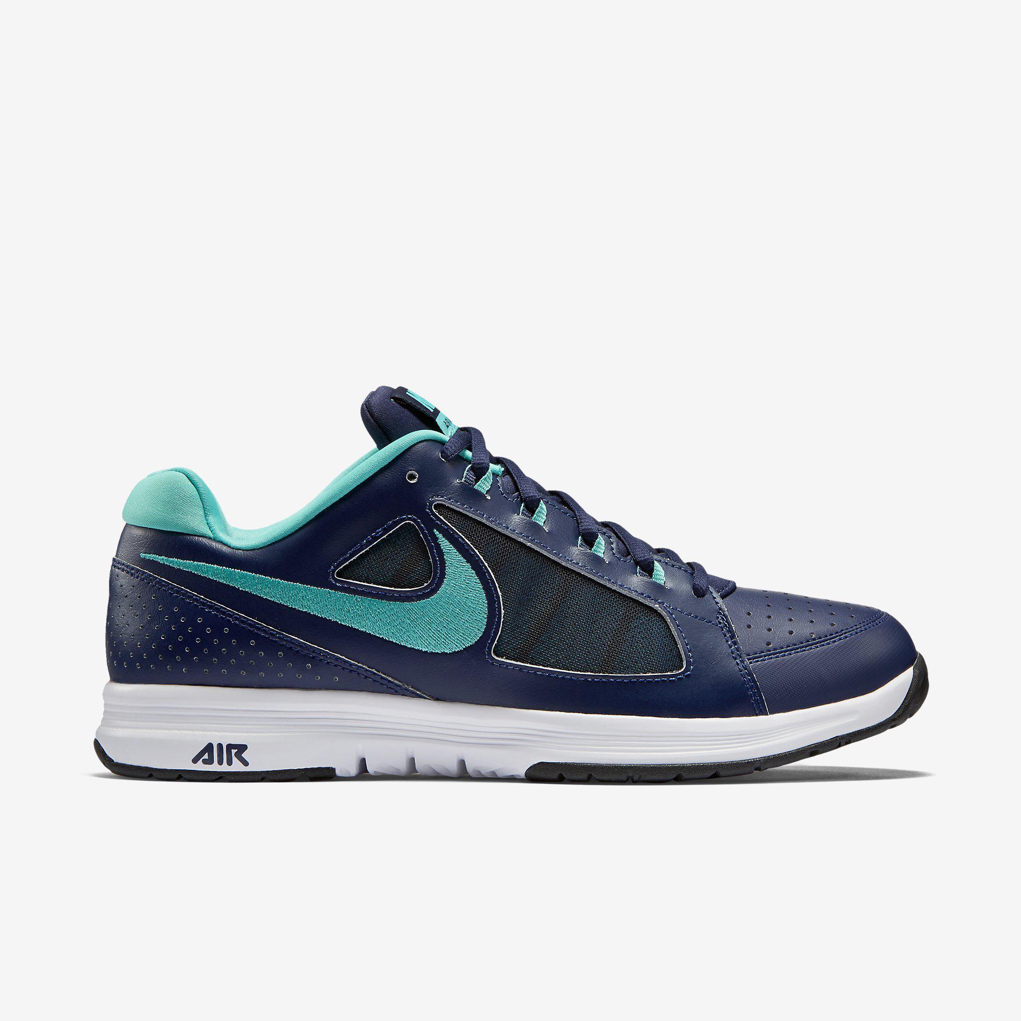 Nike Mens Air Vapor Ace Tennis Shoes Midnight NavyLight Retro
