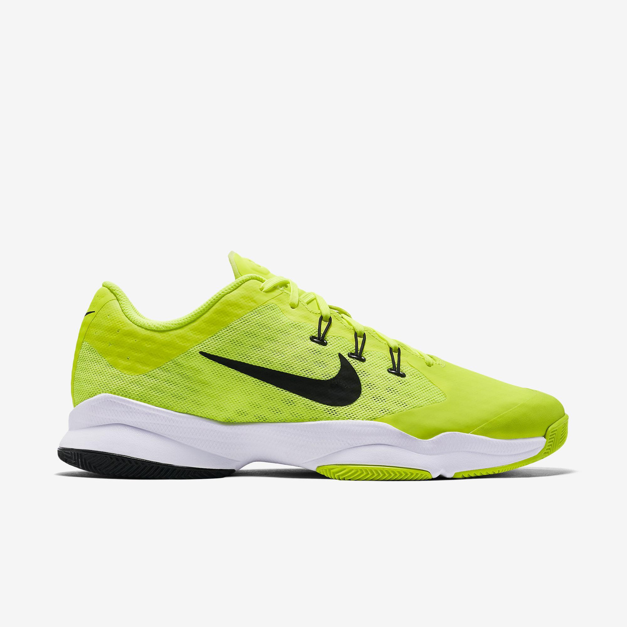 Nike Mens Air Zoom Ultra Tennis Shoes - Volt
