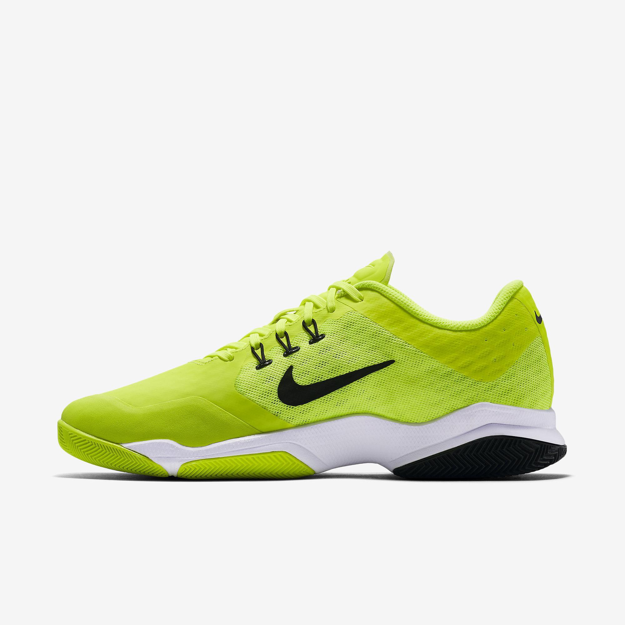 214c750212a Nike Mens Air Zoom Ultra Tennis Shoes - Volt - Tennisnuts.com