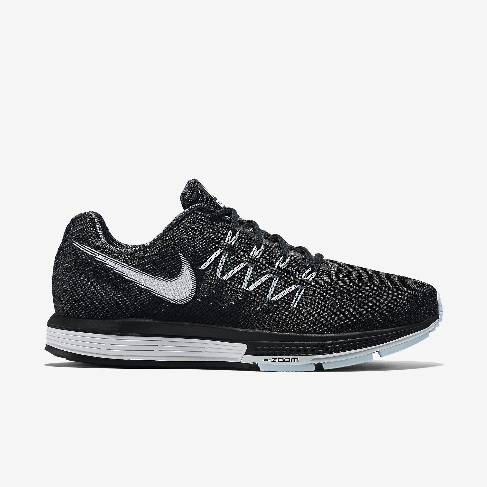 Nike Mens Air Zoom Vomero 10 Running Shoes - Charcoal