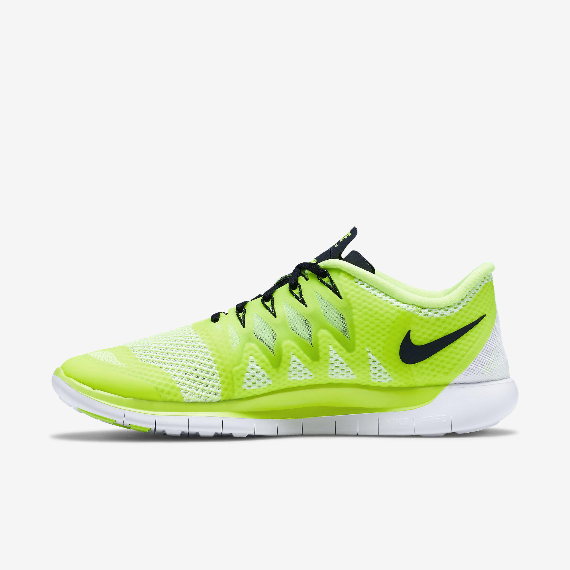 Out Of Stock. Nike Mens Free 5.0+ Running Shoes ...